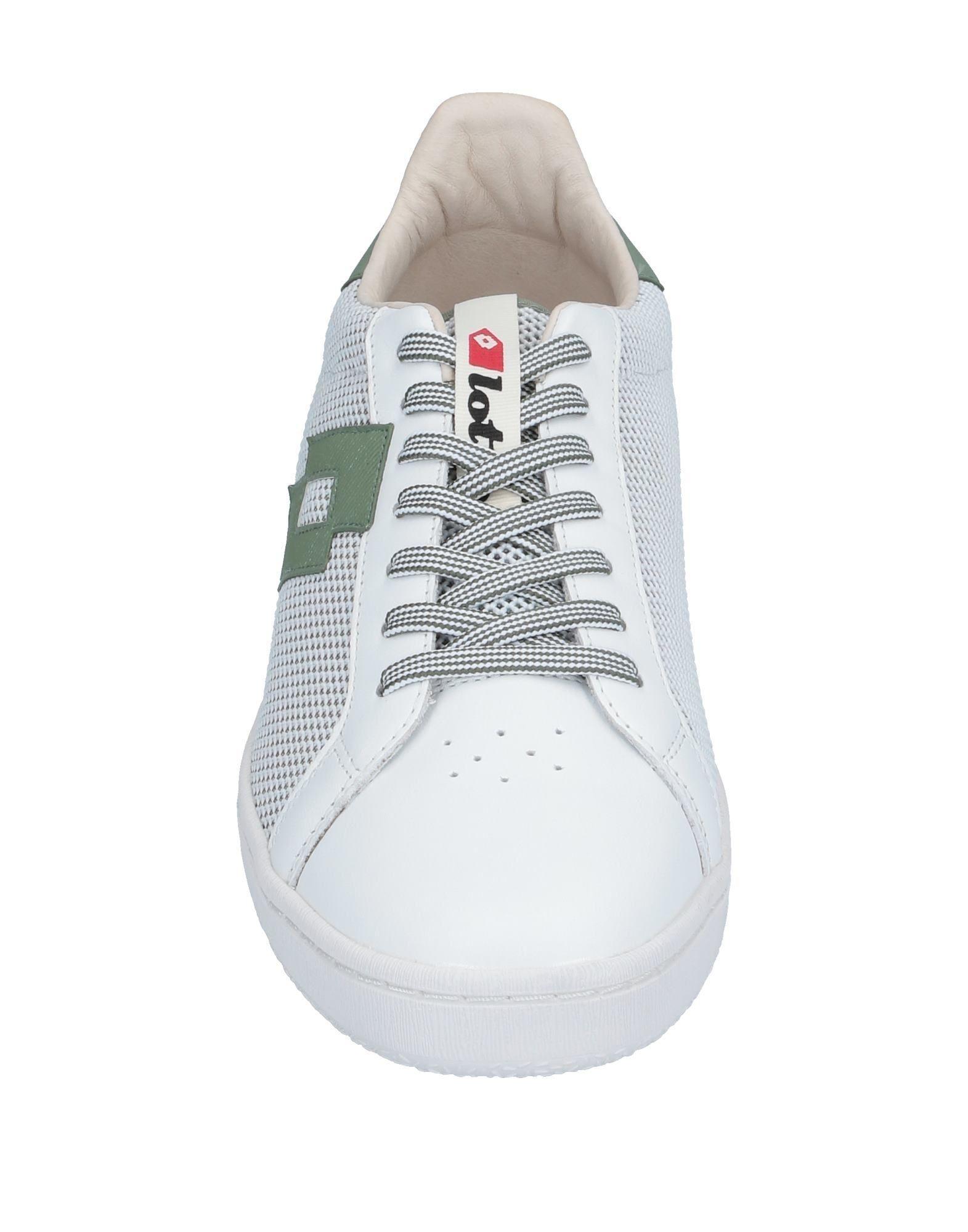 Sneakers & Deportivas Lotto Leggenda de hombre de color Blanco