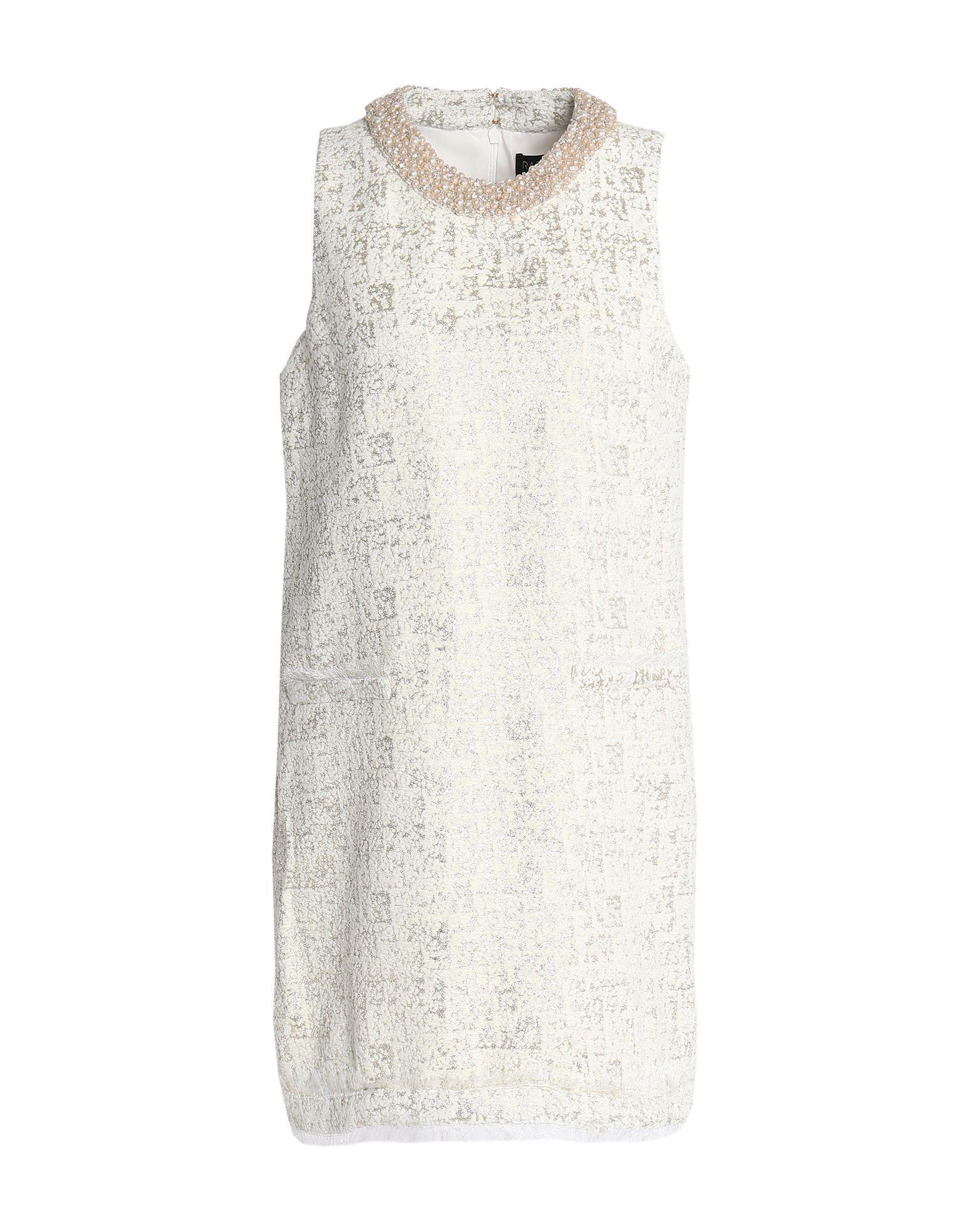 9e401cf0071 Lyst - Rachel Zoe Short Dress in White - Save 56%