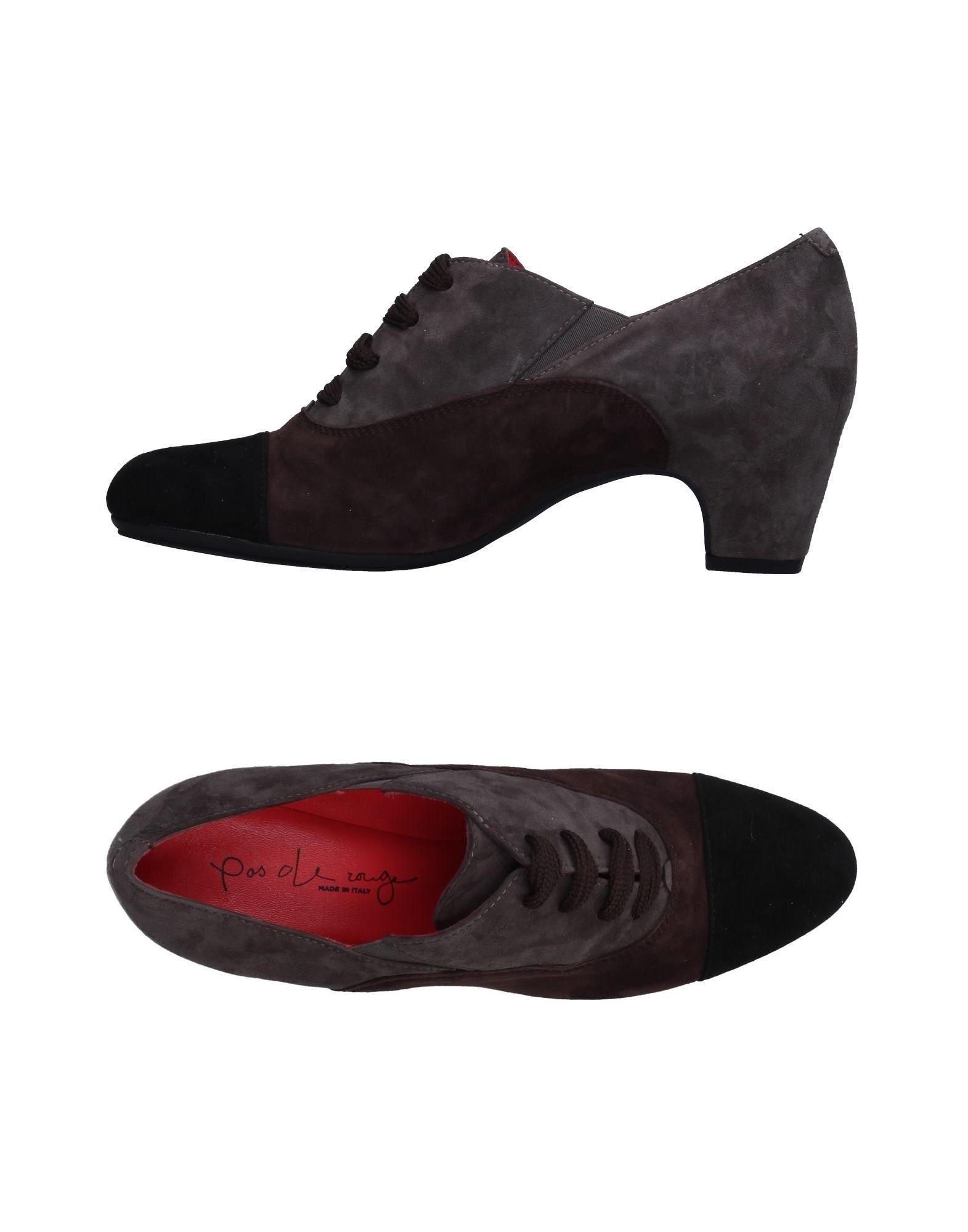 FOOTWEAR - Lace-up shoes Pas De Rouge 17ePrvA