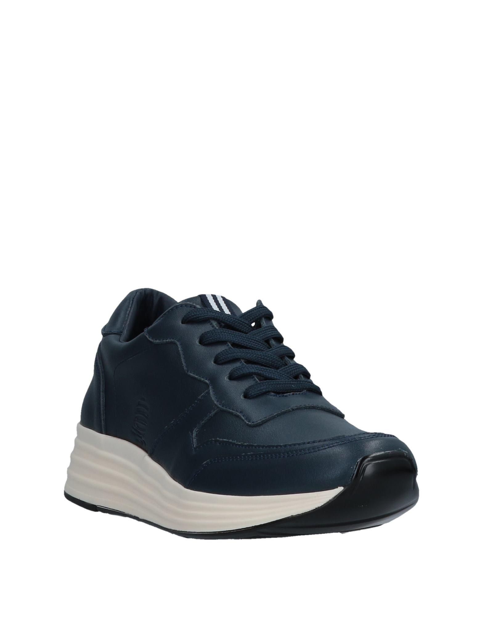 Marina Yachting Rubber Low-tops & Sneakers in Dark Blue (Blue)