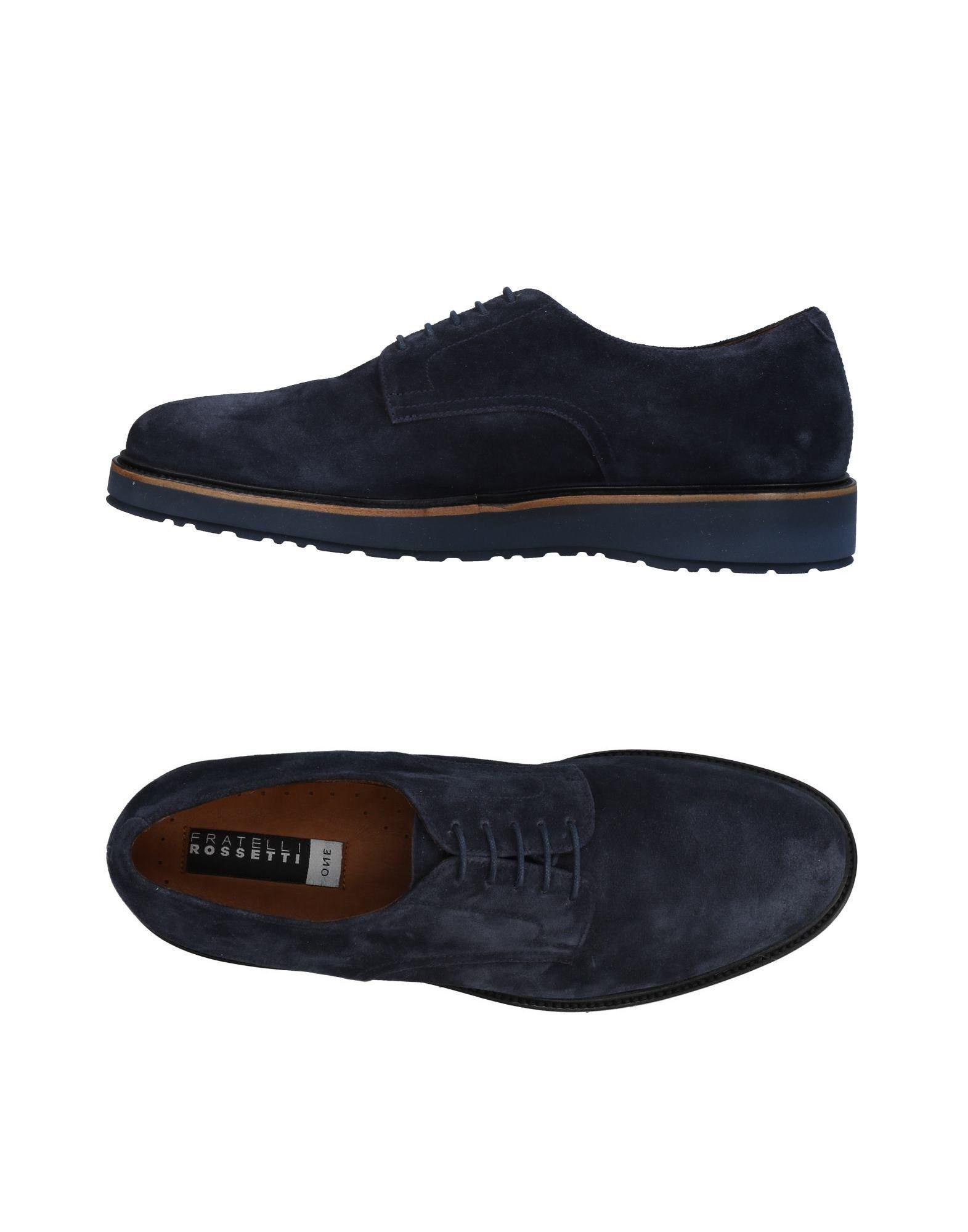FOOTWEAR - Lace-up shoes Fratelli Rossetti ztVrFEagz