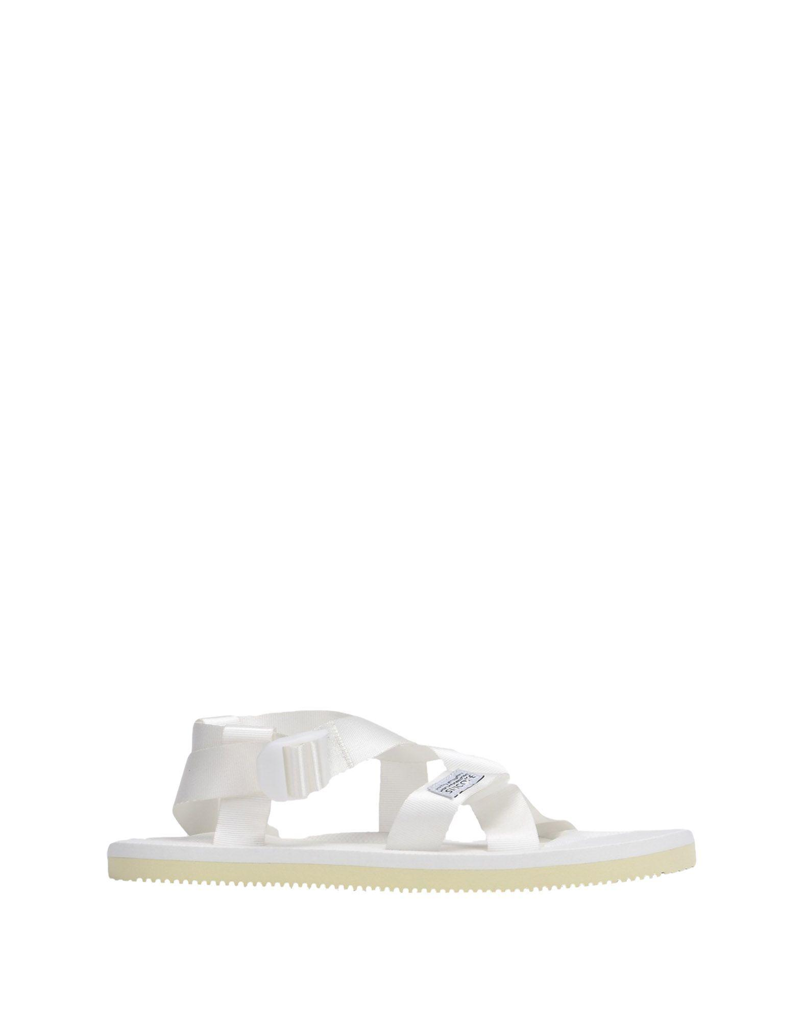 9389adcb6eb Lyst - Suicoke Sandals in White