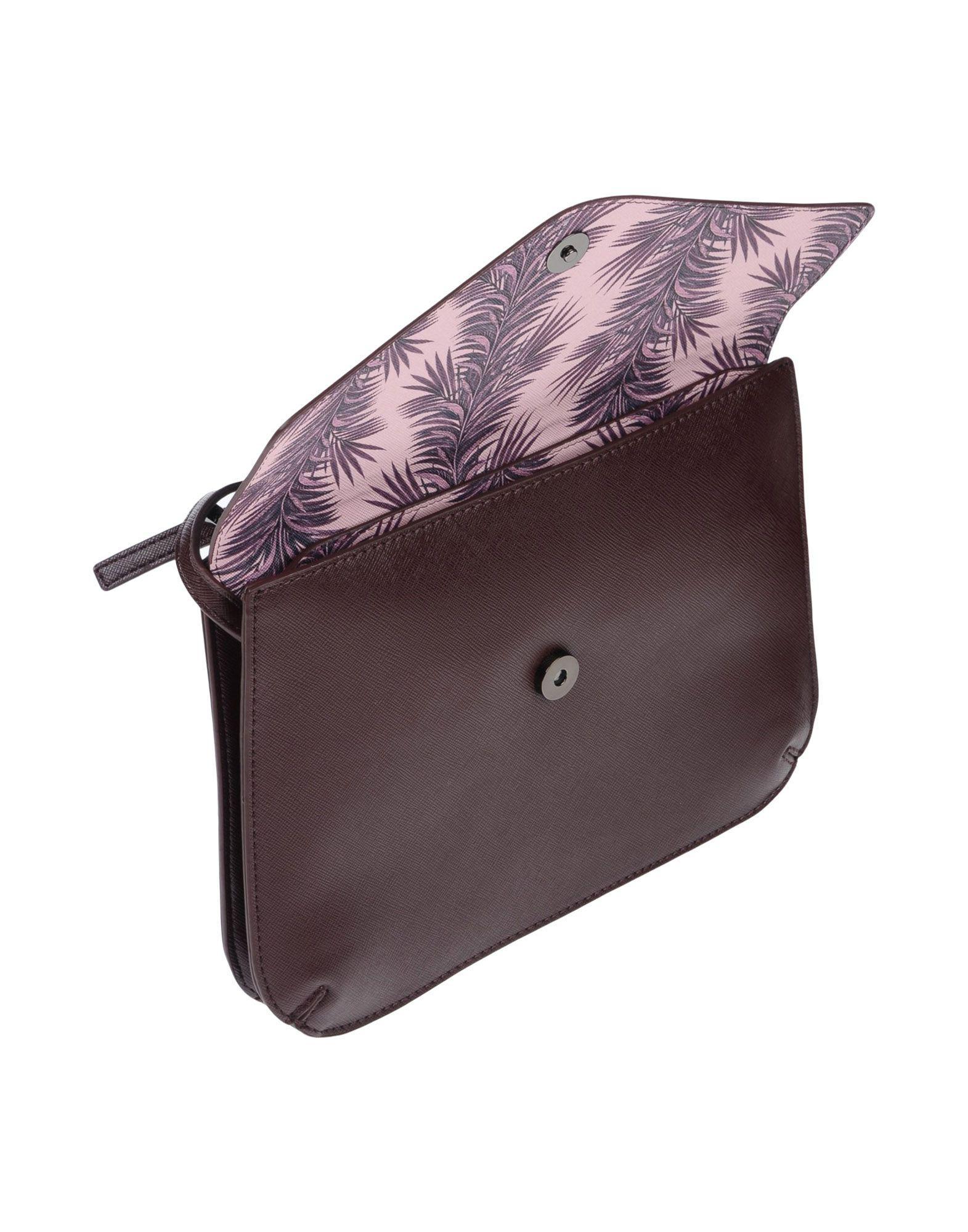 Christian Lacroix Cross-body Bag in Deep Purple (Purple)