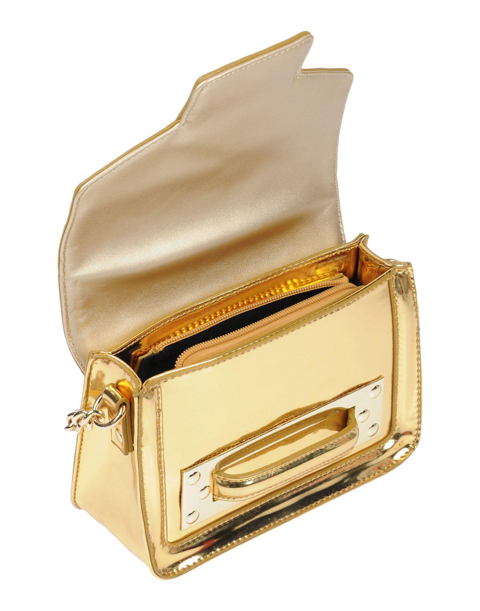 Relish Cross-body Bag in Gold (Metallic)