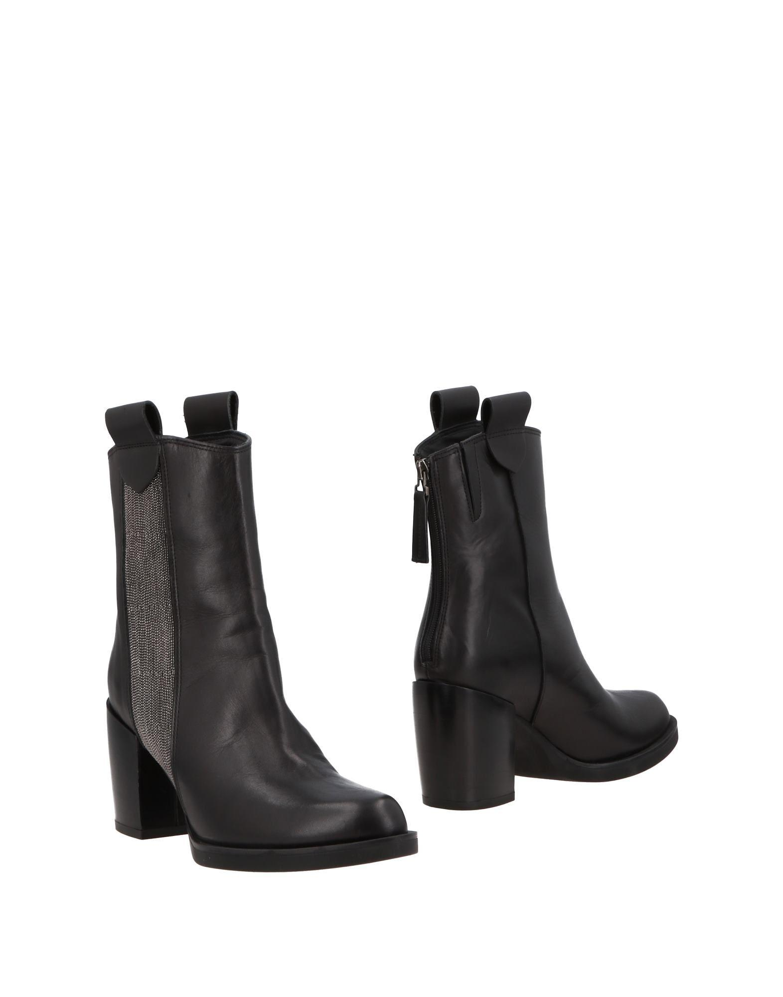 0df4f1eb206 Ankle Lyst Jeannot Boots Black in wO08knP