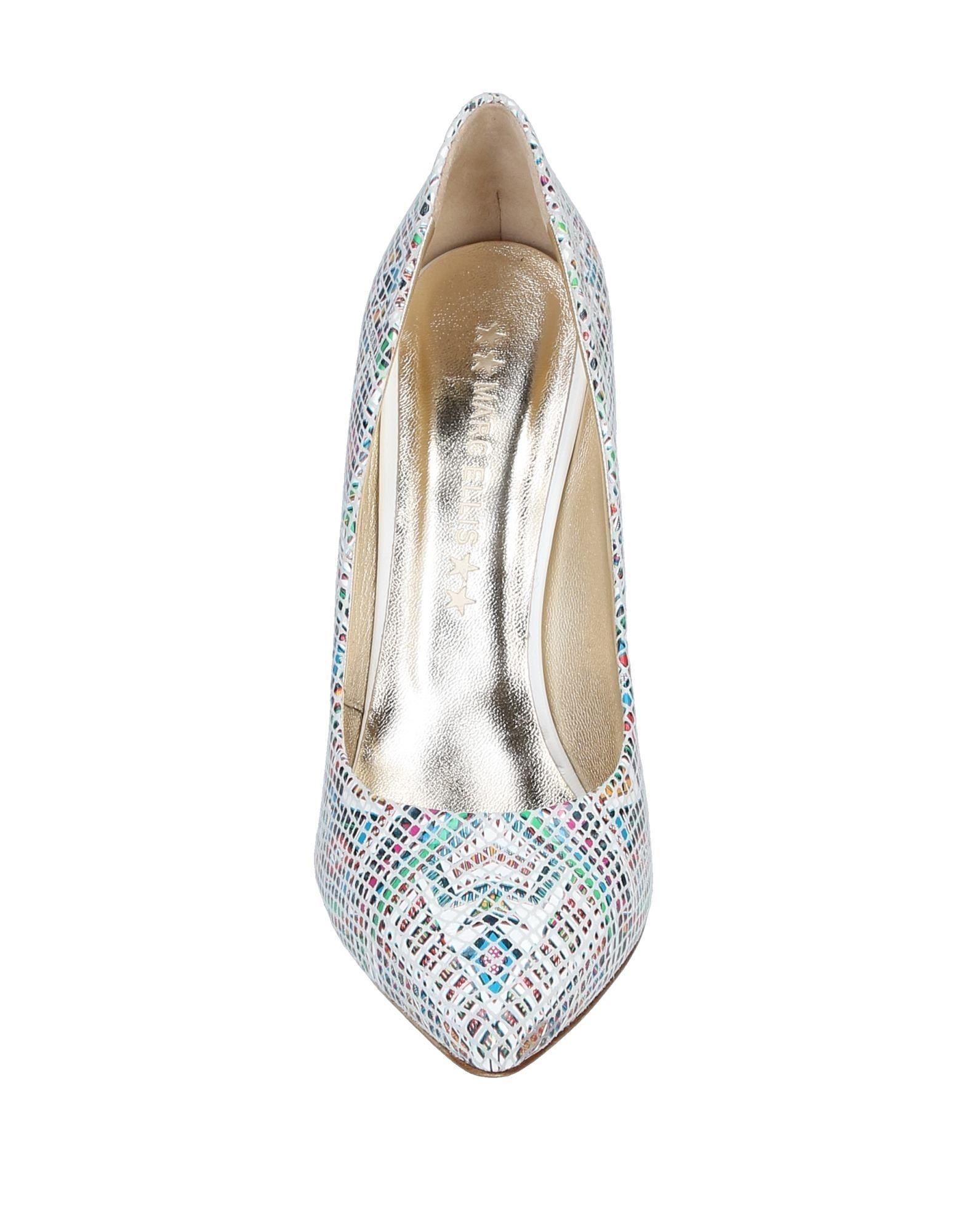 Zapatos de salón Marc Ellis de Cuero de color Blanco