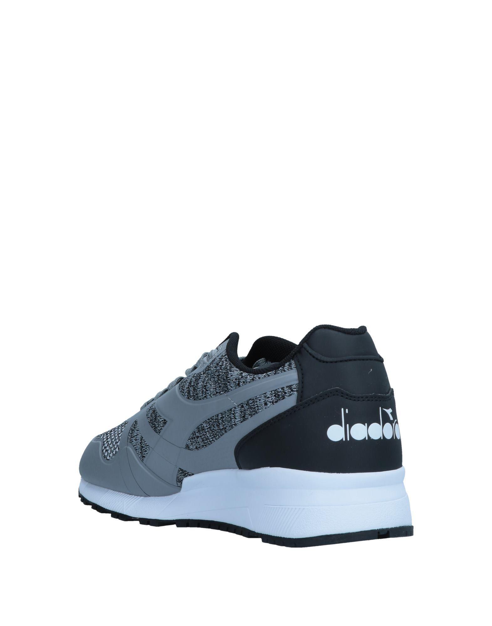 Sneakers & Deportivas Diadora de Caucho de color Gris para hombre