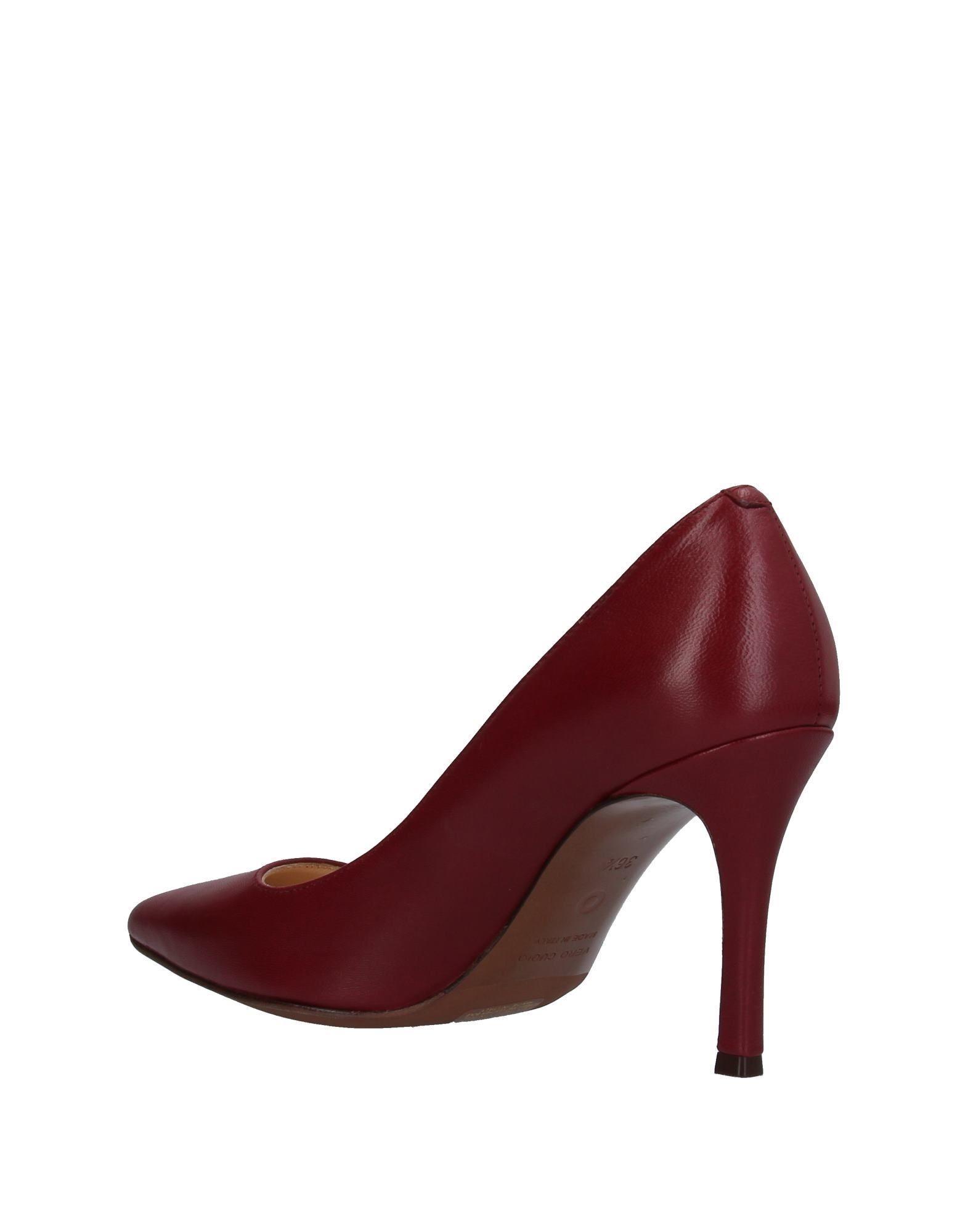 Zapatos de salón L'Autre Chose de Cuero de color Rojo
