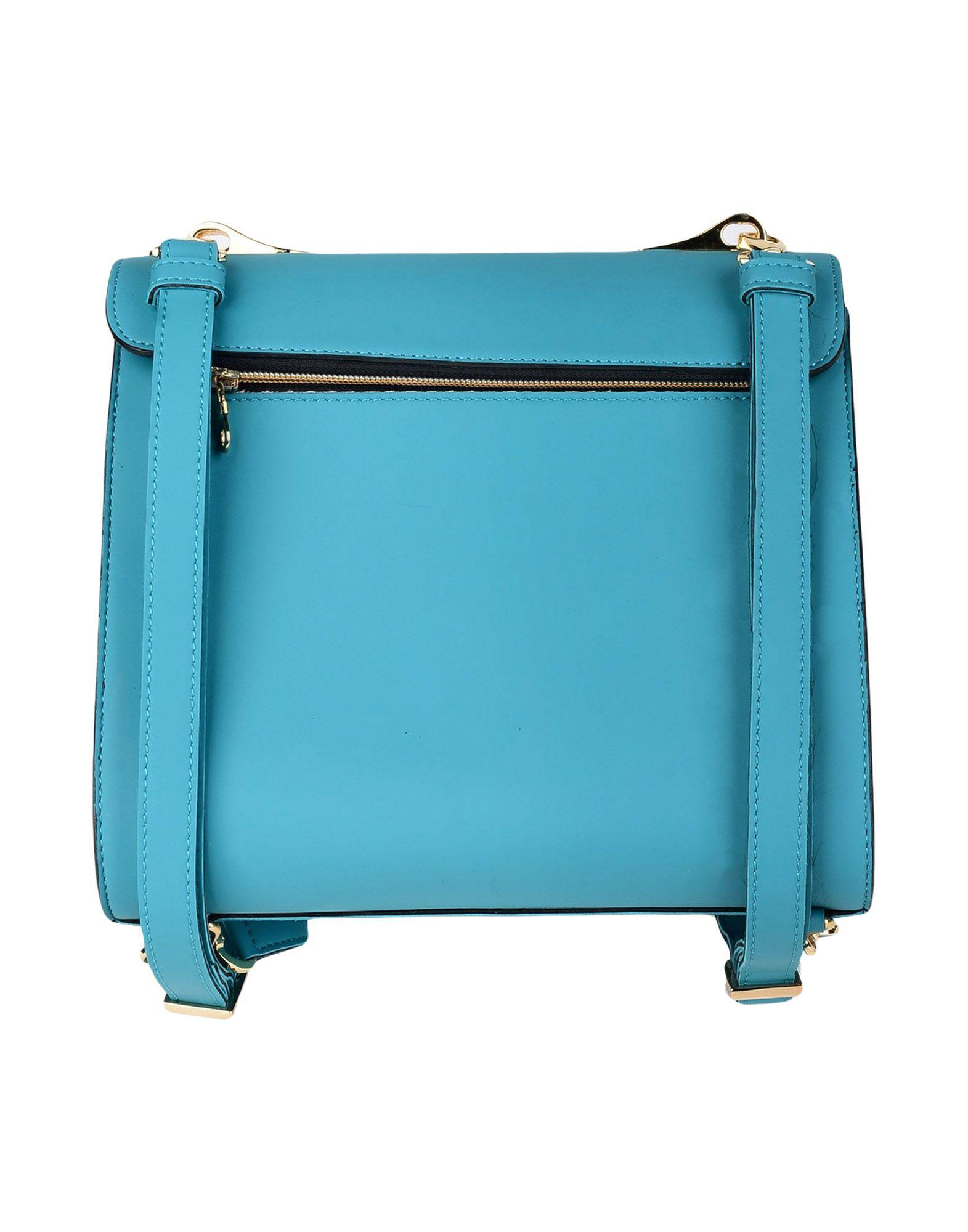 Braintropy Backpacks & Fanny Packs in Turquoise (Blue)