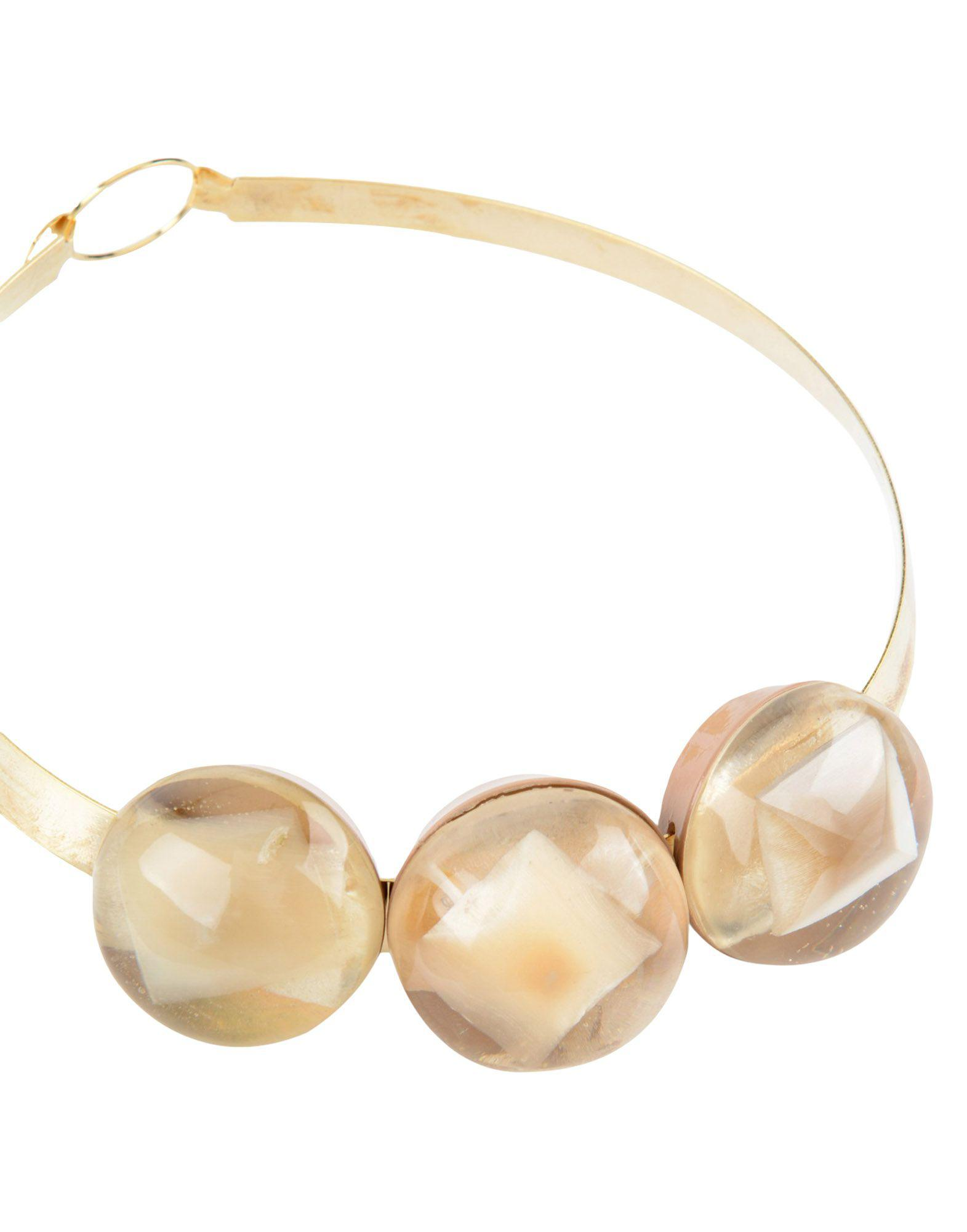 Marni Necklace in Sand (Natural)