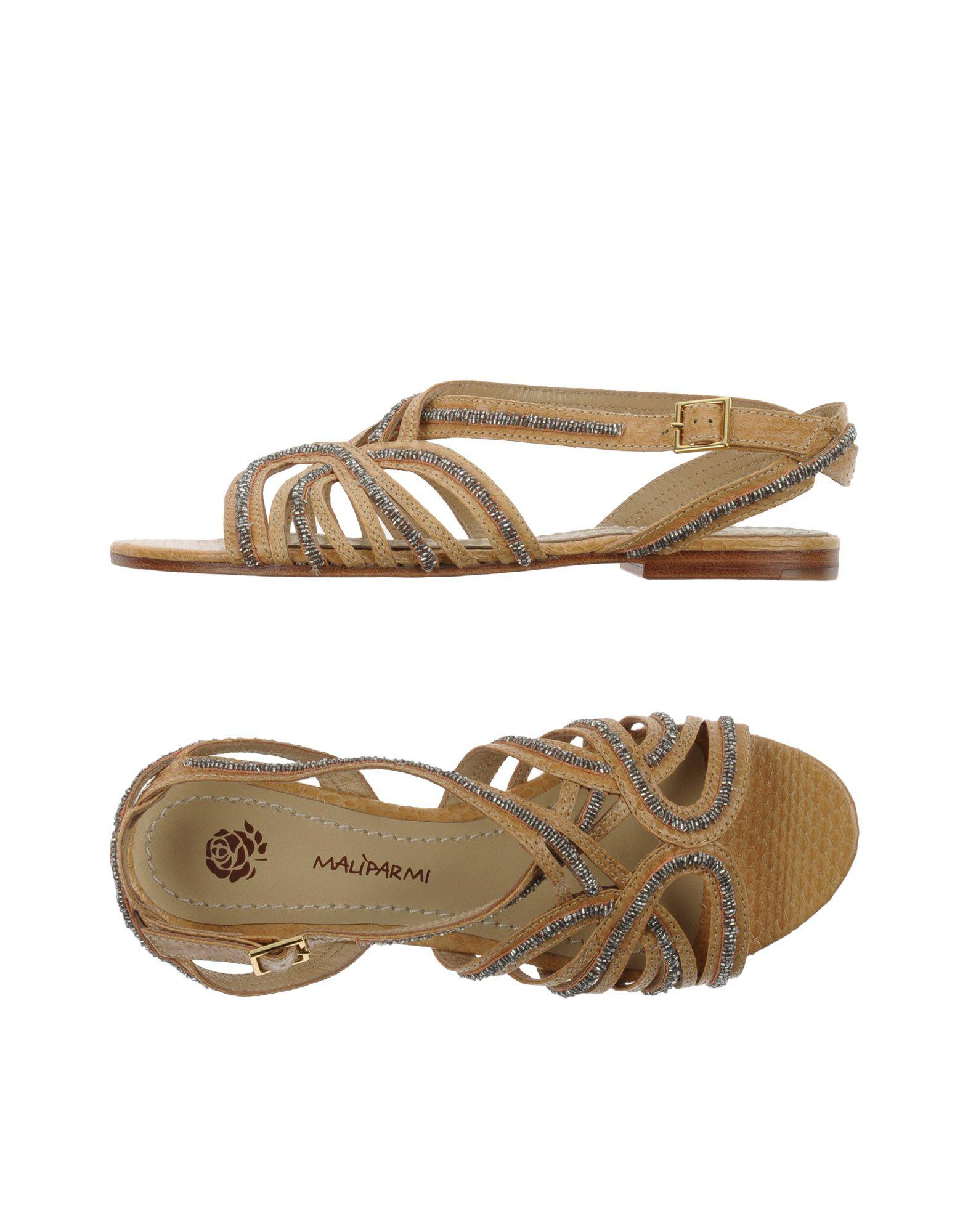 bfe5a8883dec7 Lyst - Maliparmi Sandals in Natural