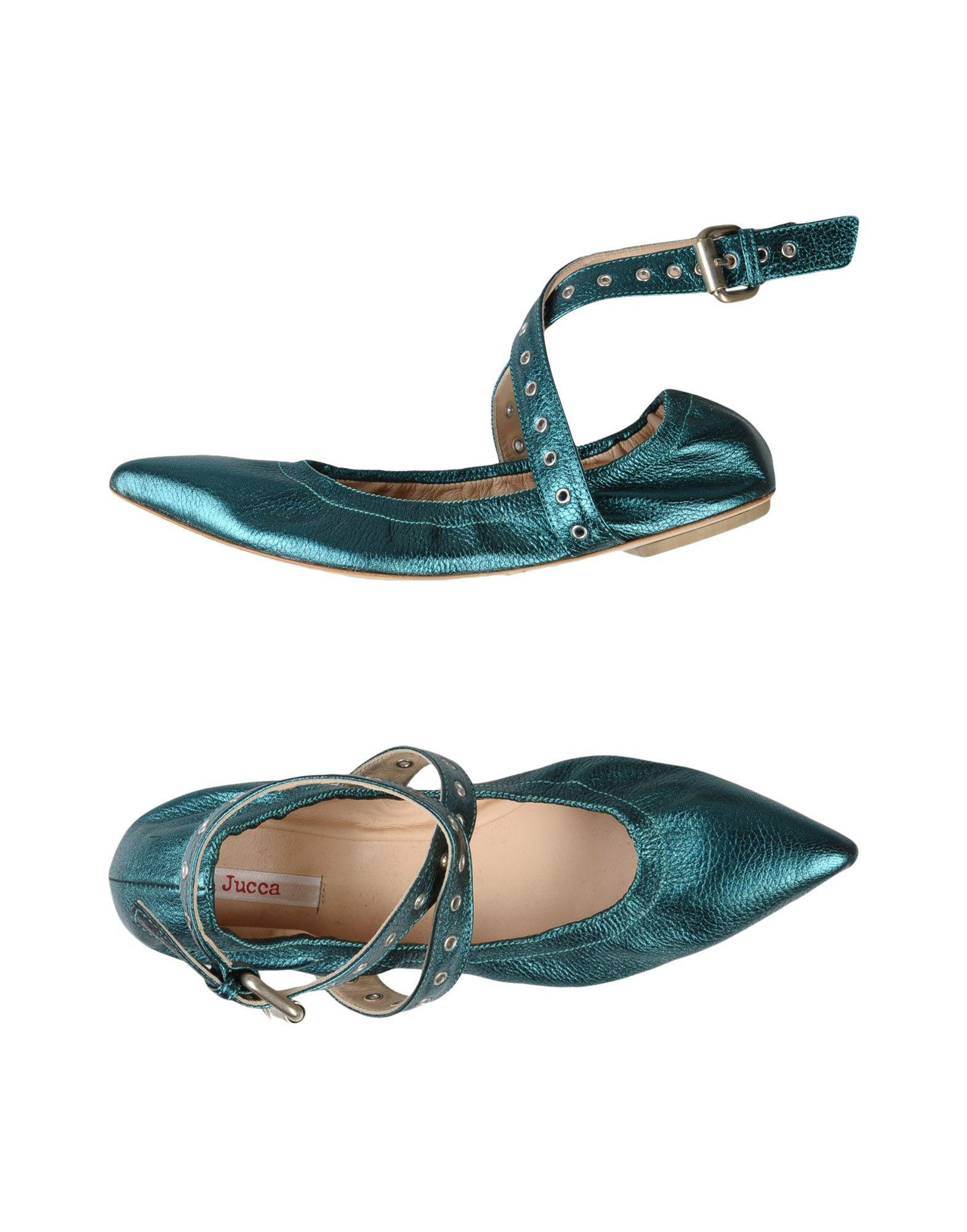 FOOTWEAR - Ballet flats Jucca NXgdum