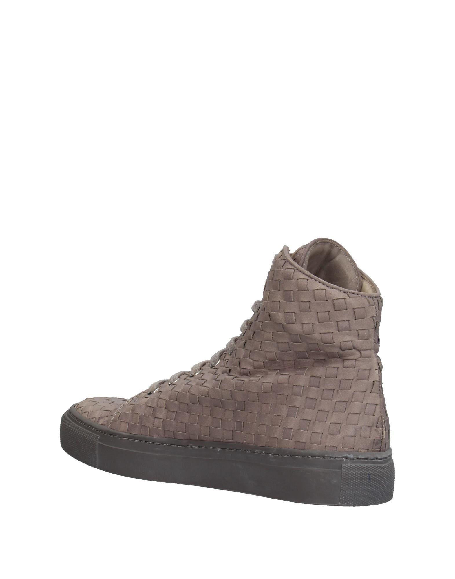 The Last Conspiracy Leather High-tops & Sneakers in Grey (Grey)