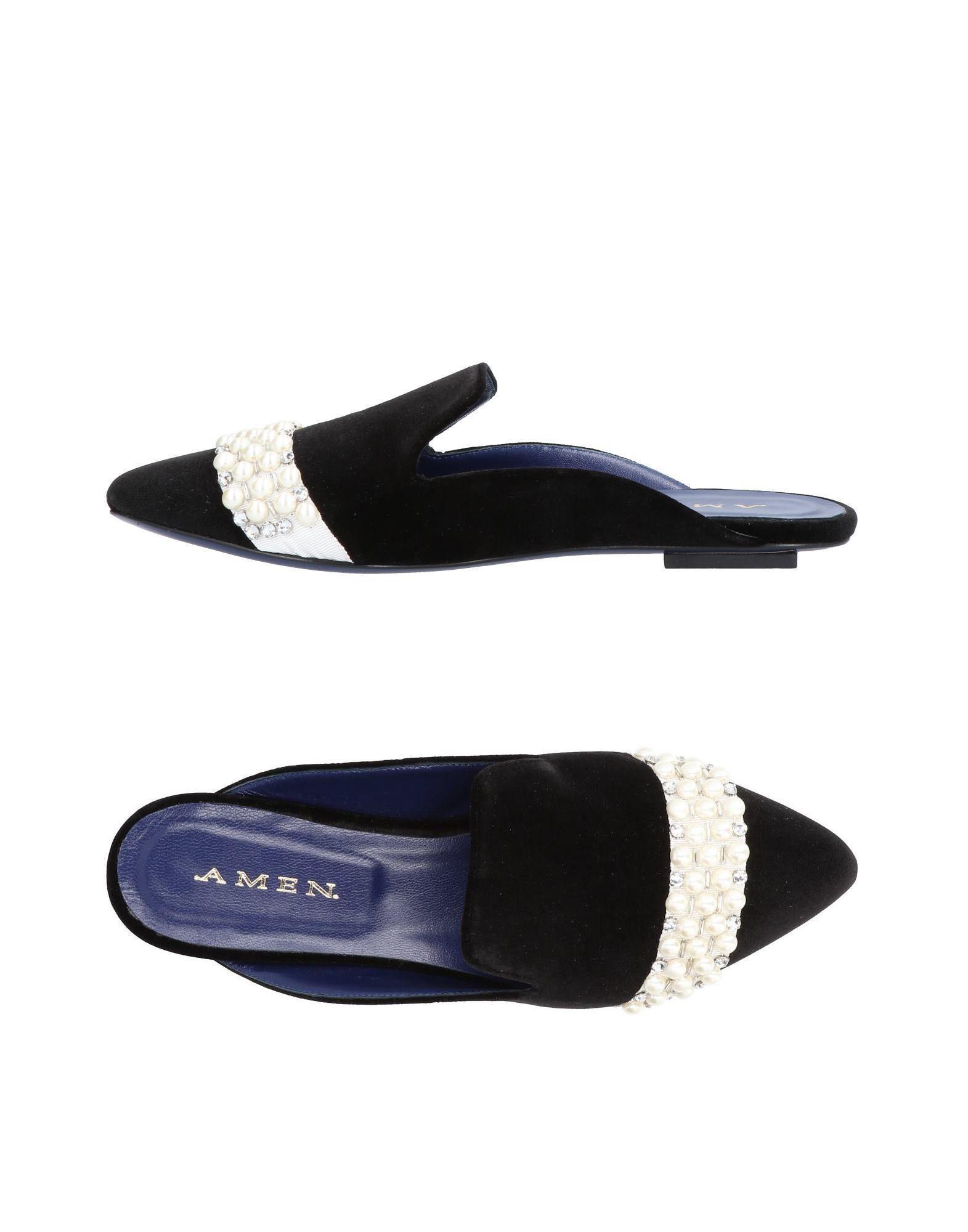 Chaussures - Mules Amen TdKqiRzU