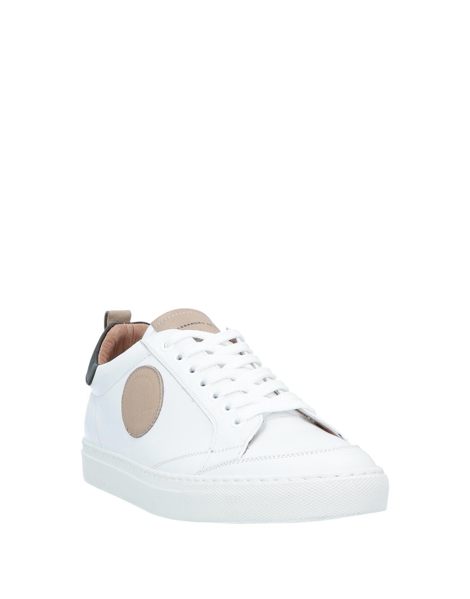 Sneakers & Deportivas Alessandro Dell'acqua de hombre de color Blanco