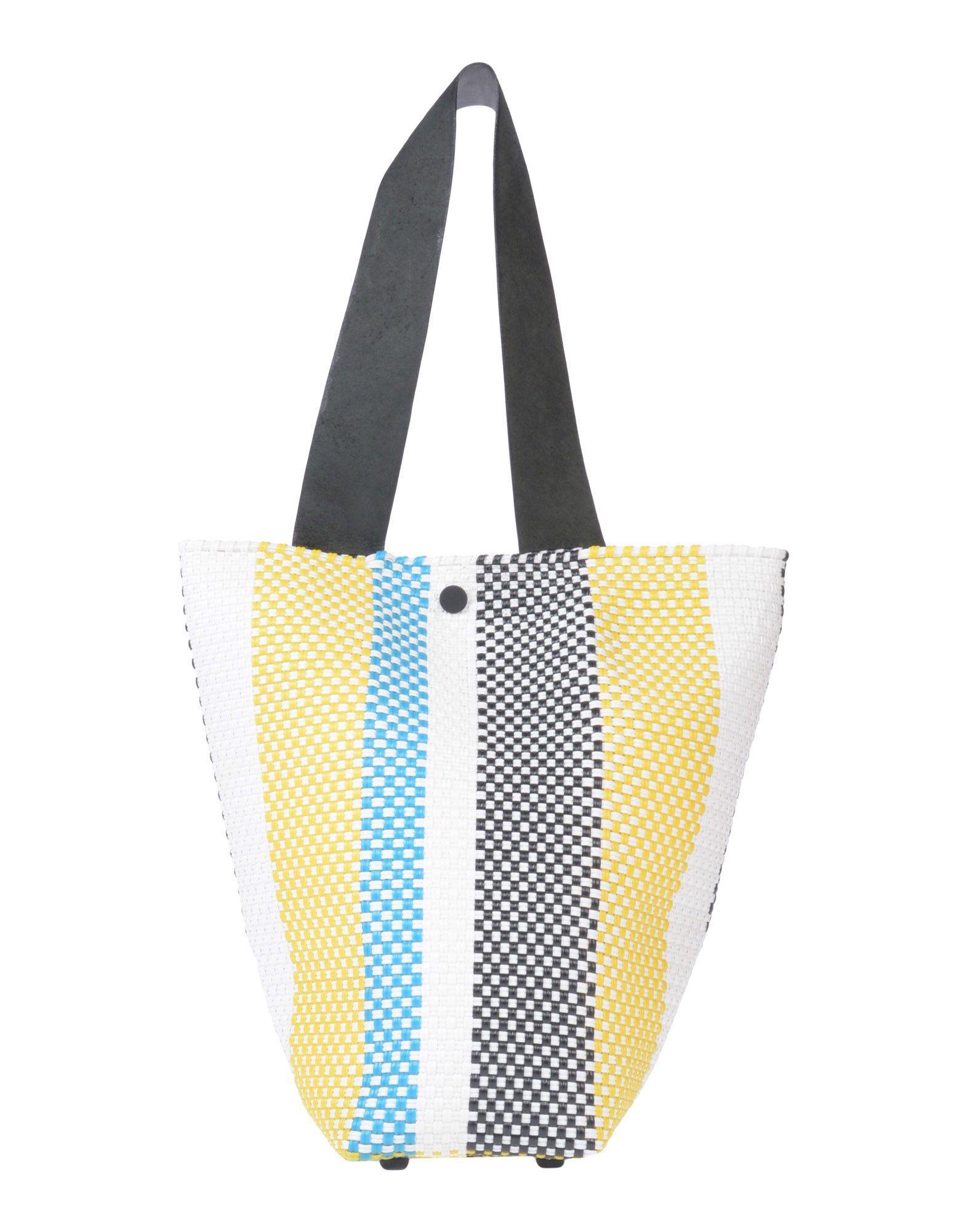 d09bcae3e039 Truss - White Handbag - Lyst. View fullscreen