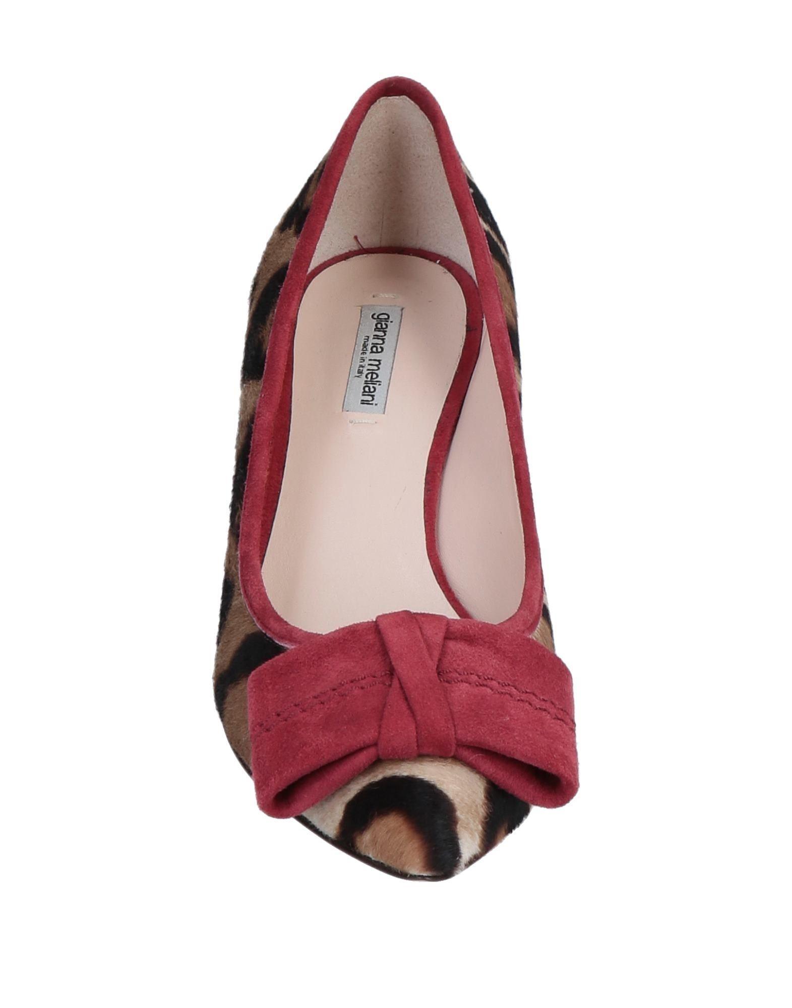 Zapatos de salón Gianna Meliani de Cuero