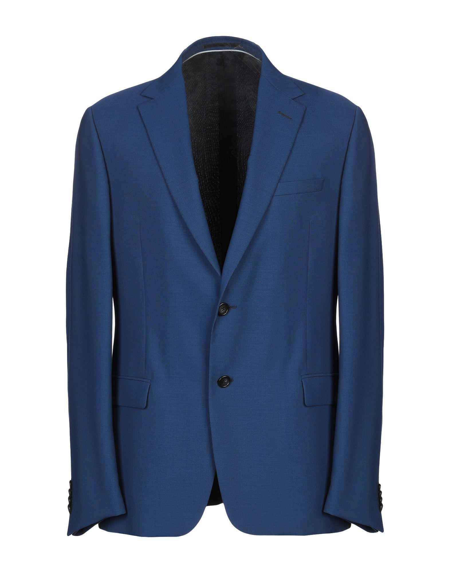 26e56395731 Lyst - Z Zegna Blazer in Blue for Men