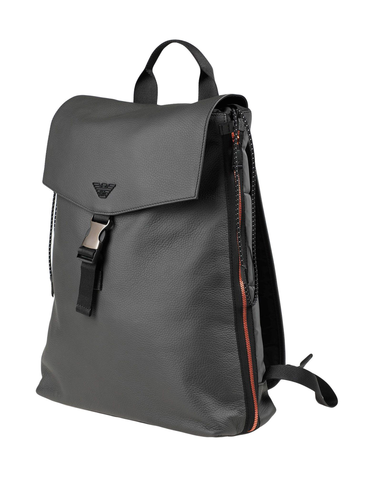 Lyst - Emporio Armani Backpacks   Bum Bags in Gray for Men 05762ef96860d