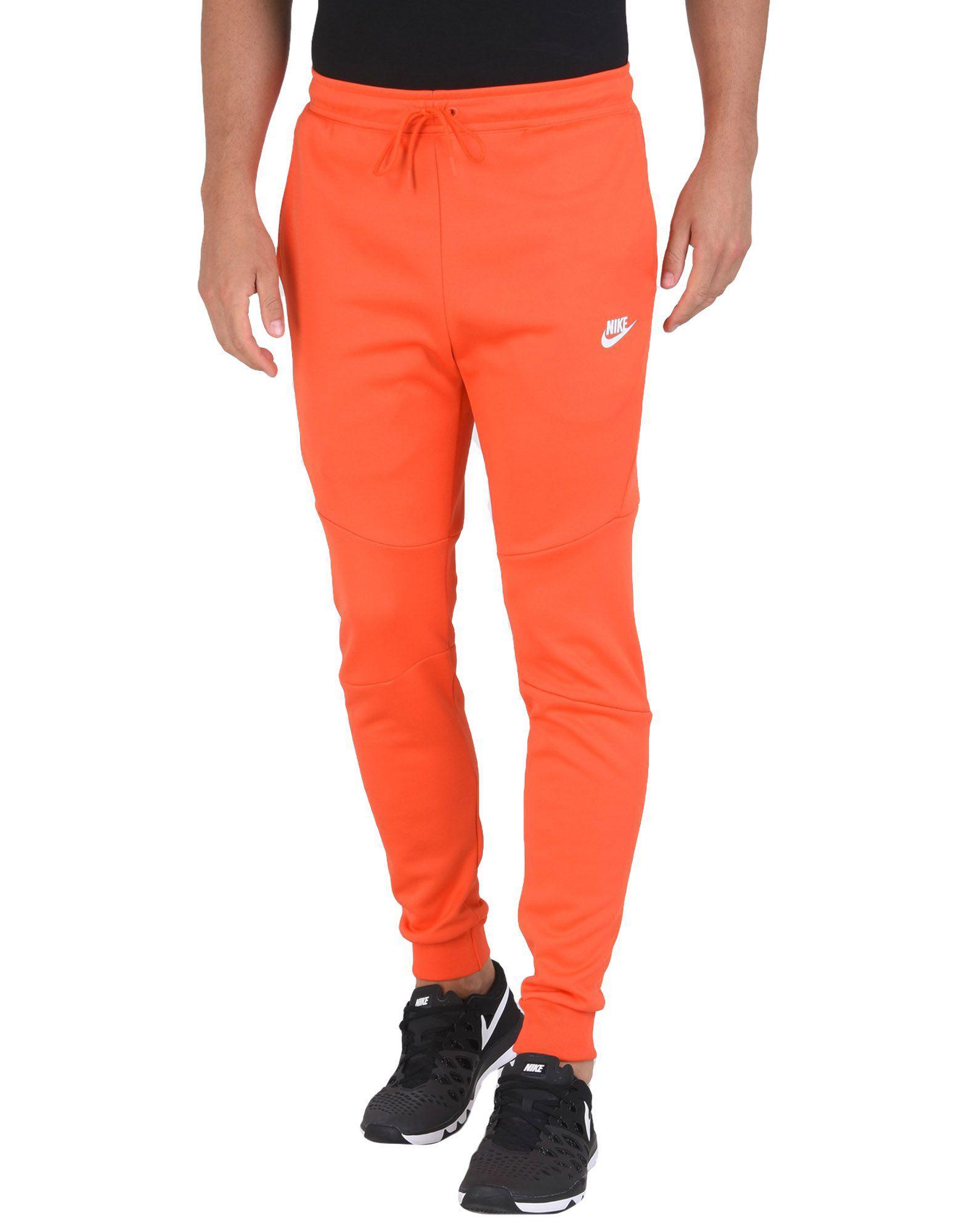 Homme En Orange Pantalon Pour Nike Coloris Lyst W29EDIHY