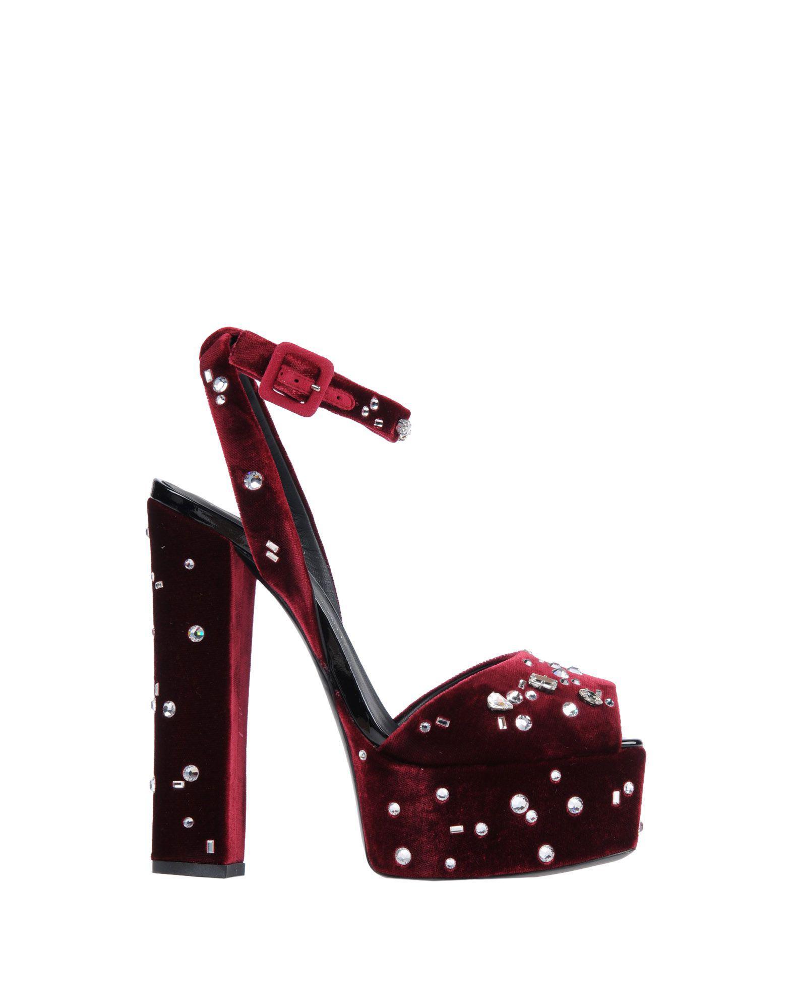 343bbdcc5d62 Lyst - Giuseppe Zanotti Lavinia Swarovski Crystal Platform Sandals - Save  50%