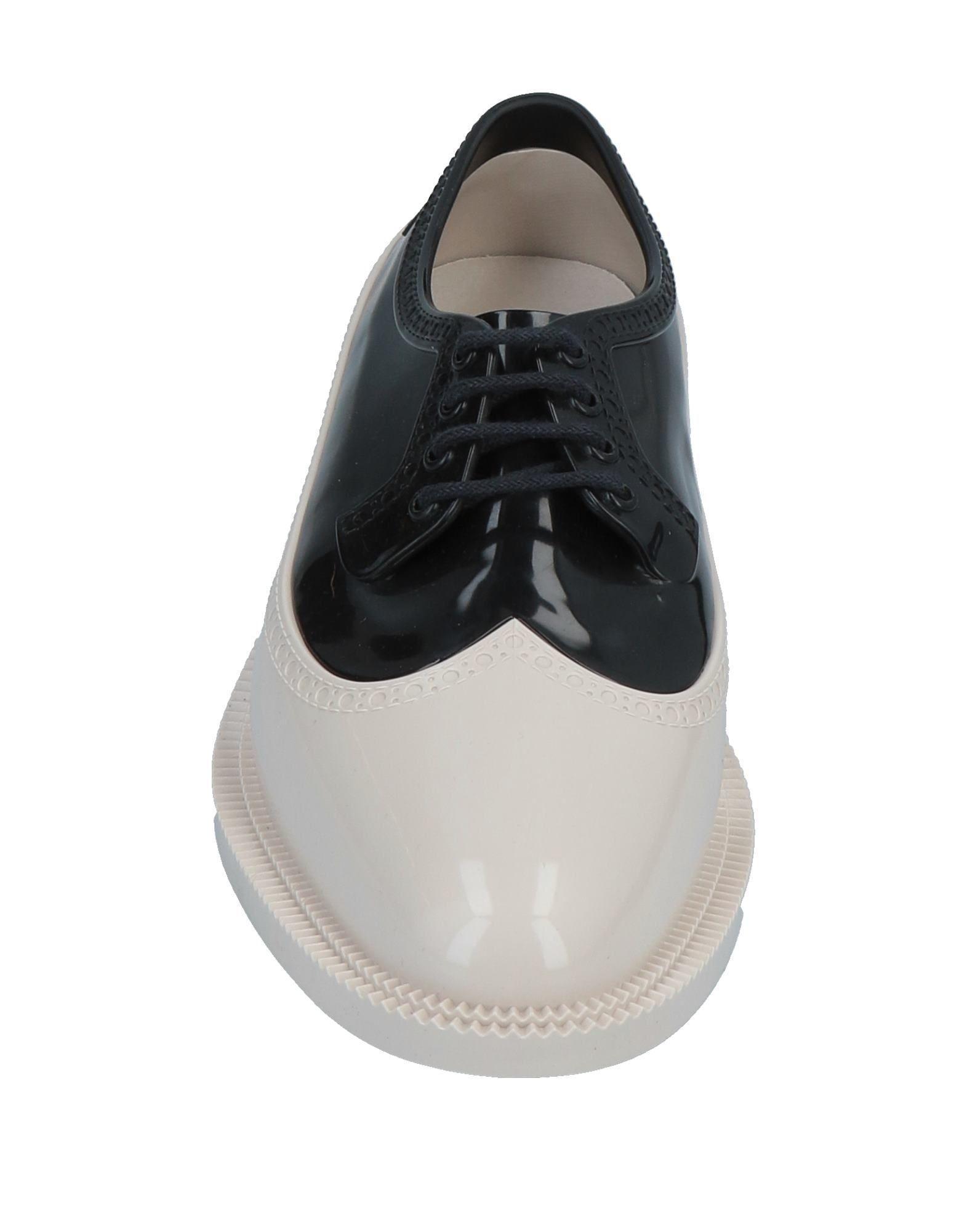 Zapatos de cordones Melissa de color Negro