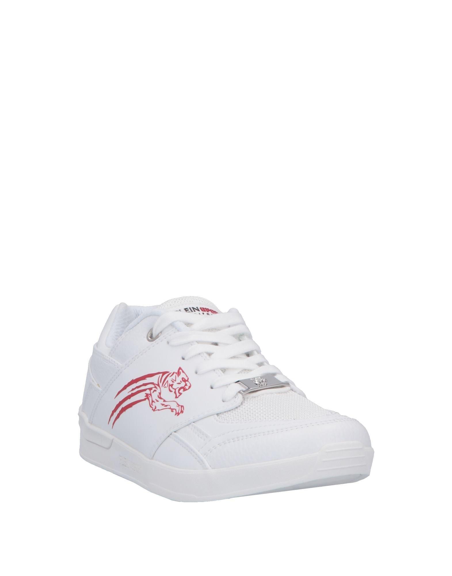 Sneakers & Tennis basses Philipp Plein pour homme en coloris Blanc bZo0