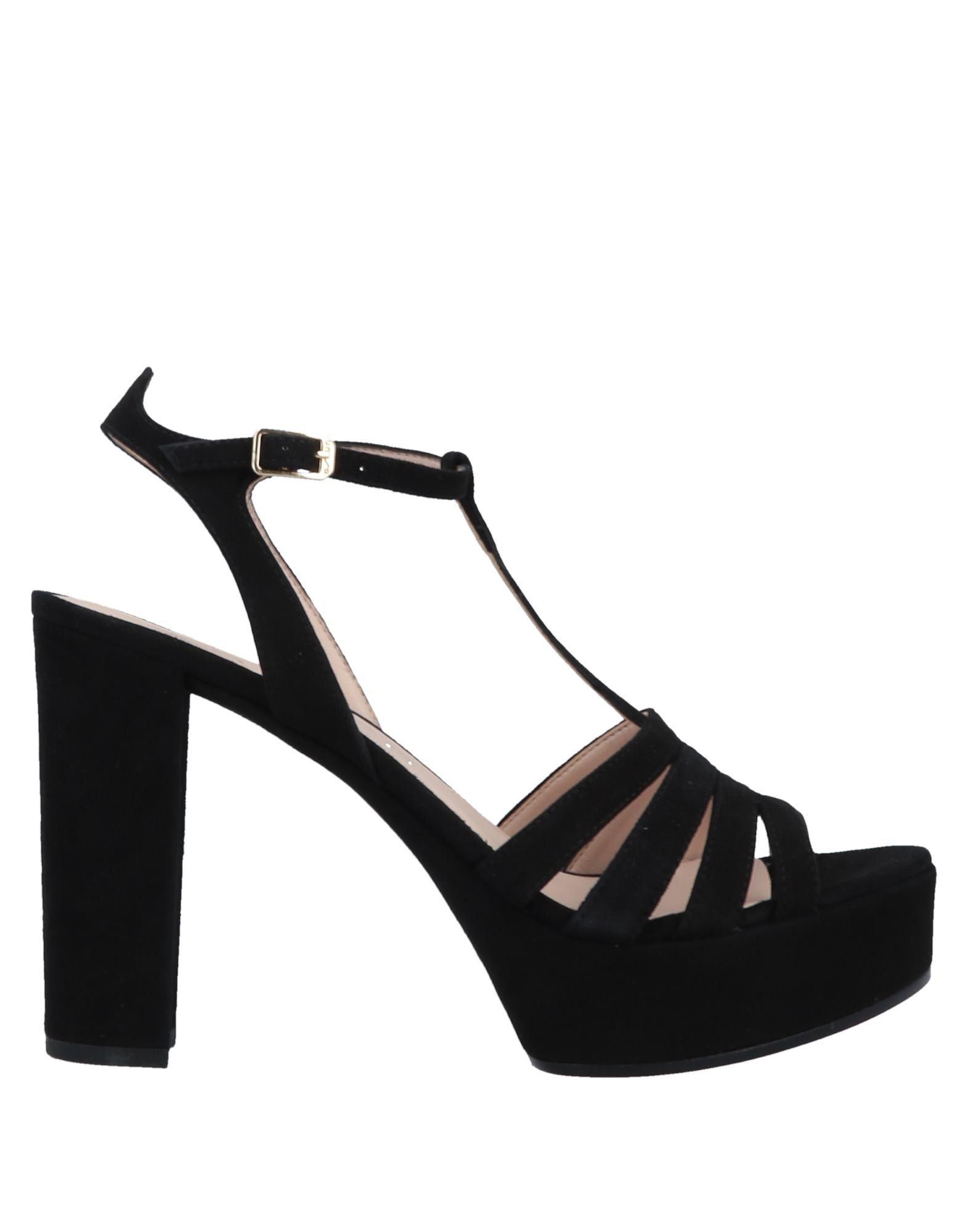 d6ef803e0bef Unisa Sandals in Black - Lyst