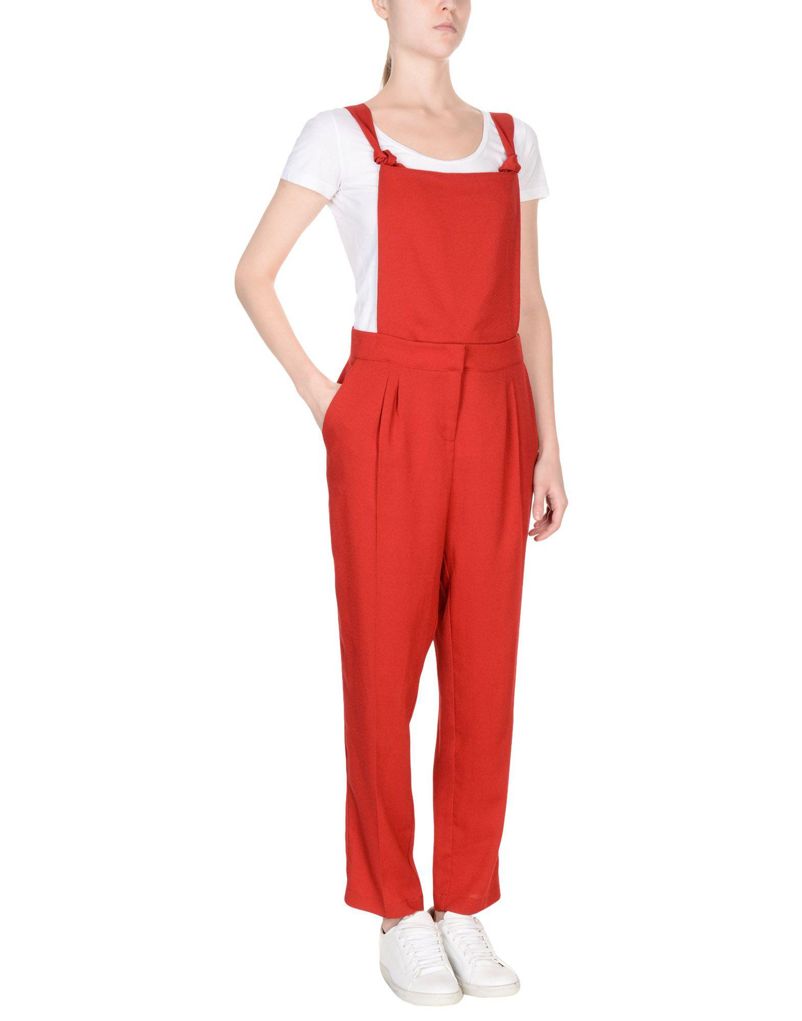 DUNGAREES - Dungarees SoAllure Outlet Best Wholesale 6RQCURt