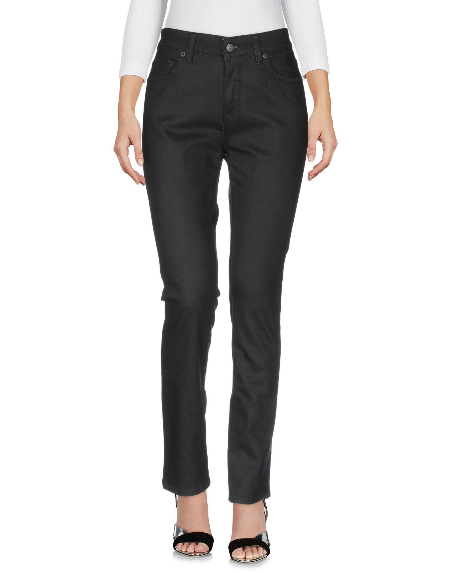 Pantalones vaqueros Department 5 de Denim de color Negro