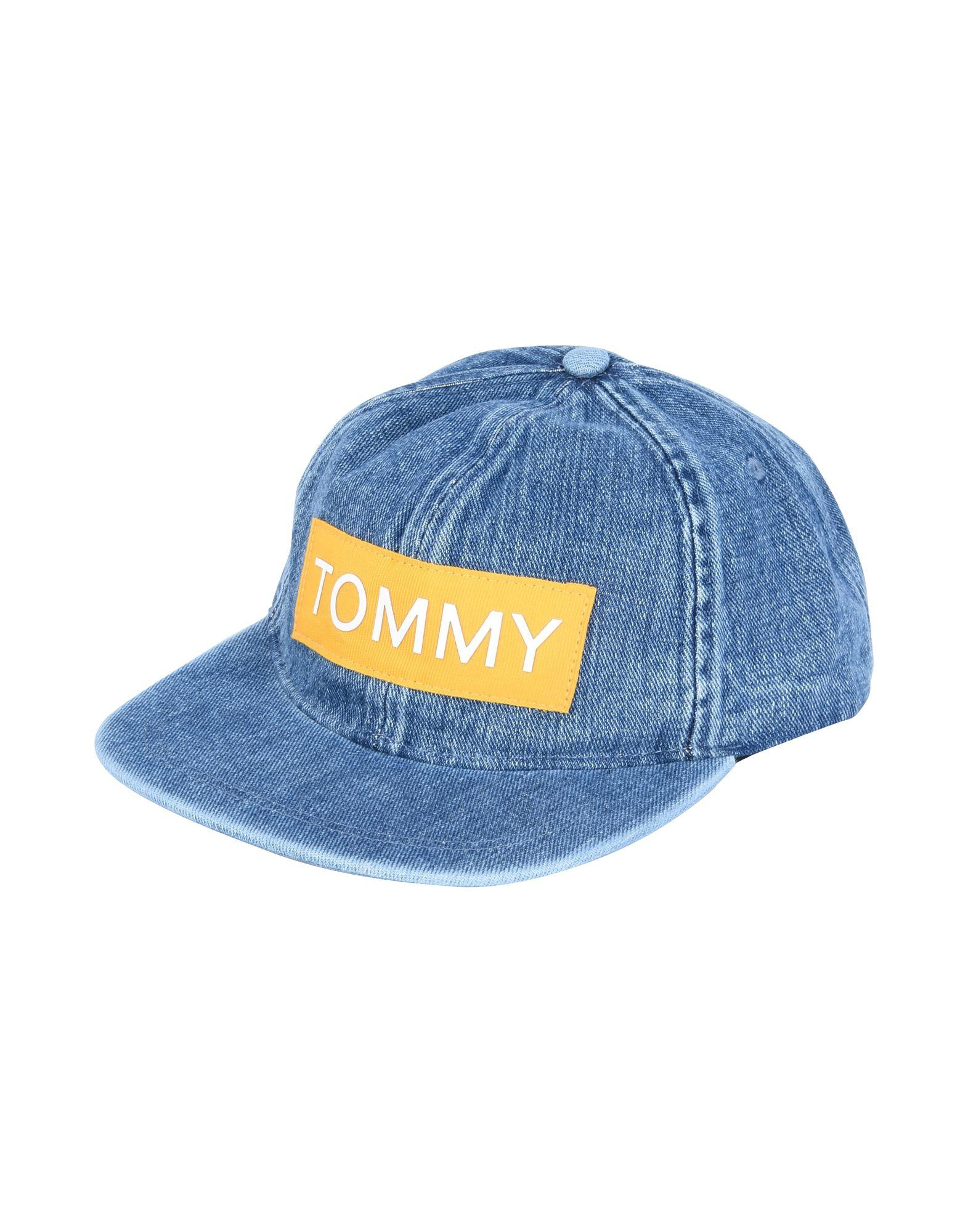 Lyst - Tommy Hilfiger Hat in Blue for Men 9dd2e891f54c