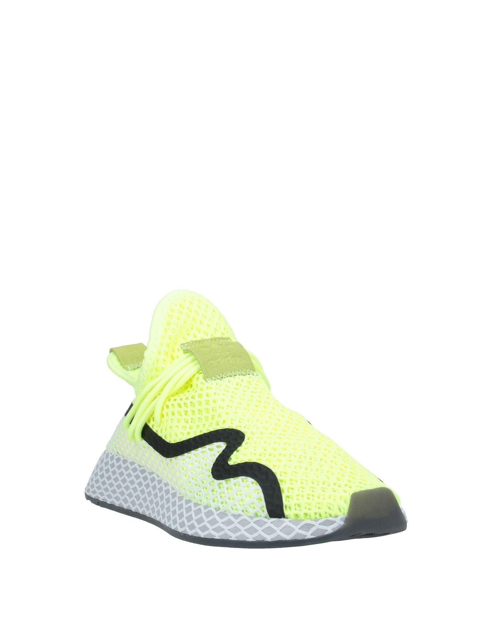 Sneakers & Deportivas adidas de Caucho de color Amarillo para hombre