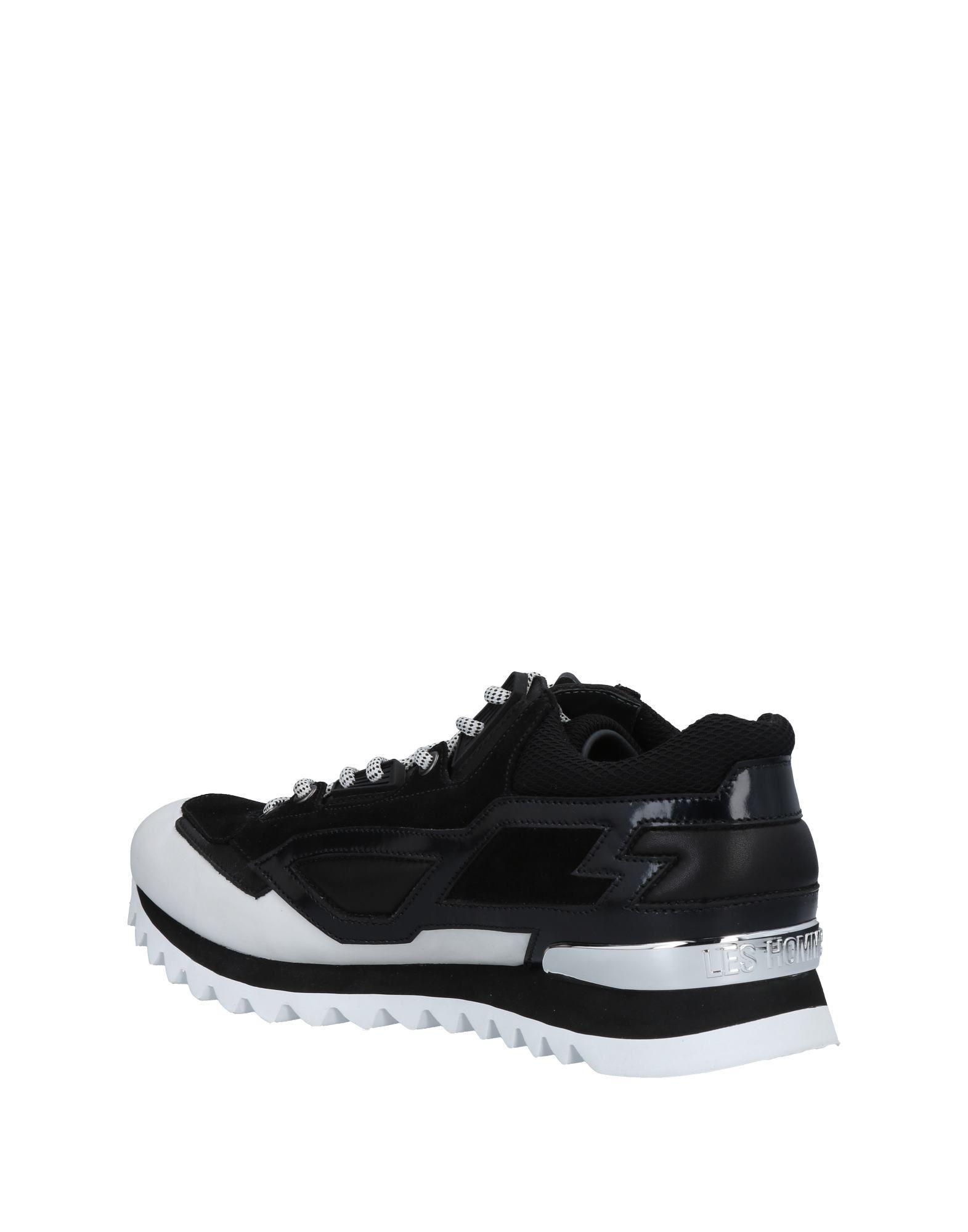 Sneakers & Deportivas Les Hommes de Ante de color Blanco para hombre