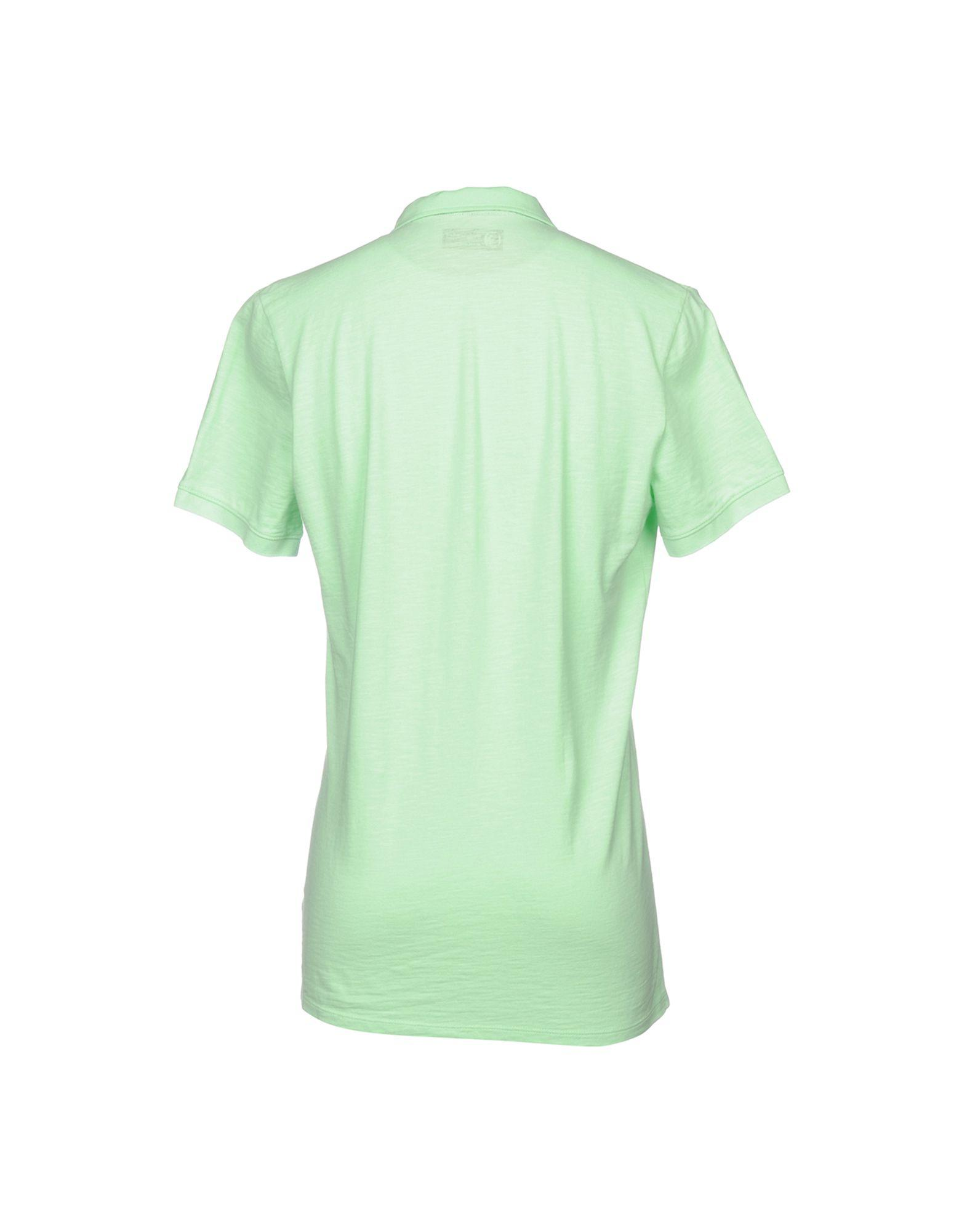 Pepe Jeans Cotton Polo Shirt in Acid Green (Green) for Men