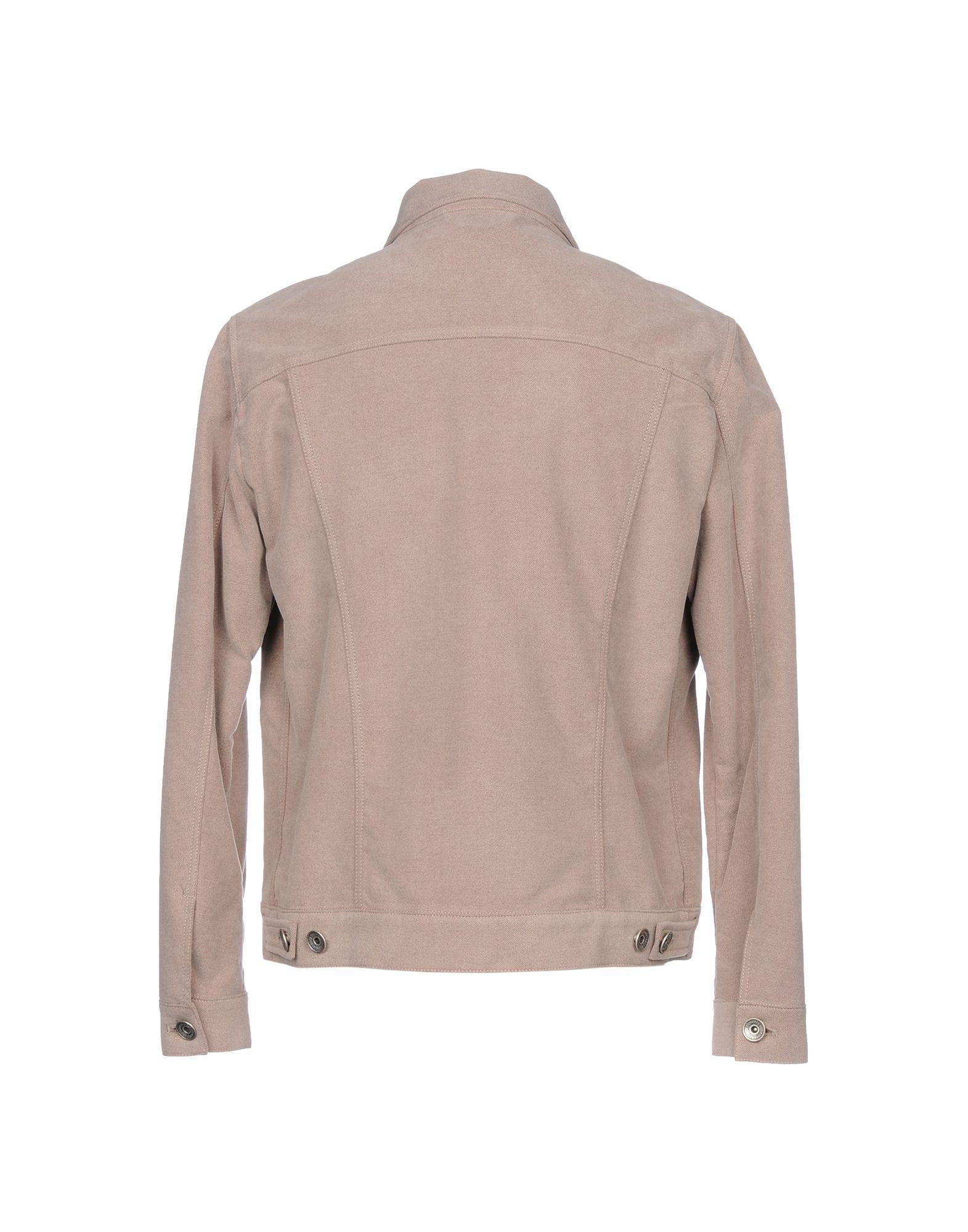Eleventy Cotton Jacket in Beige (Natural) for Men