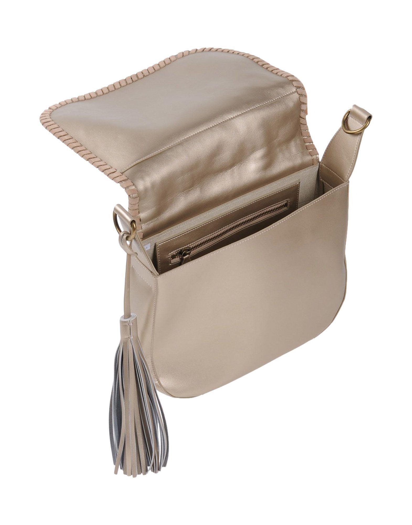 Sacs Bandoulière Cuir Mia Bag