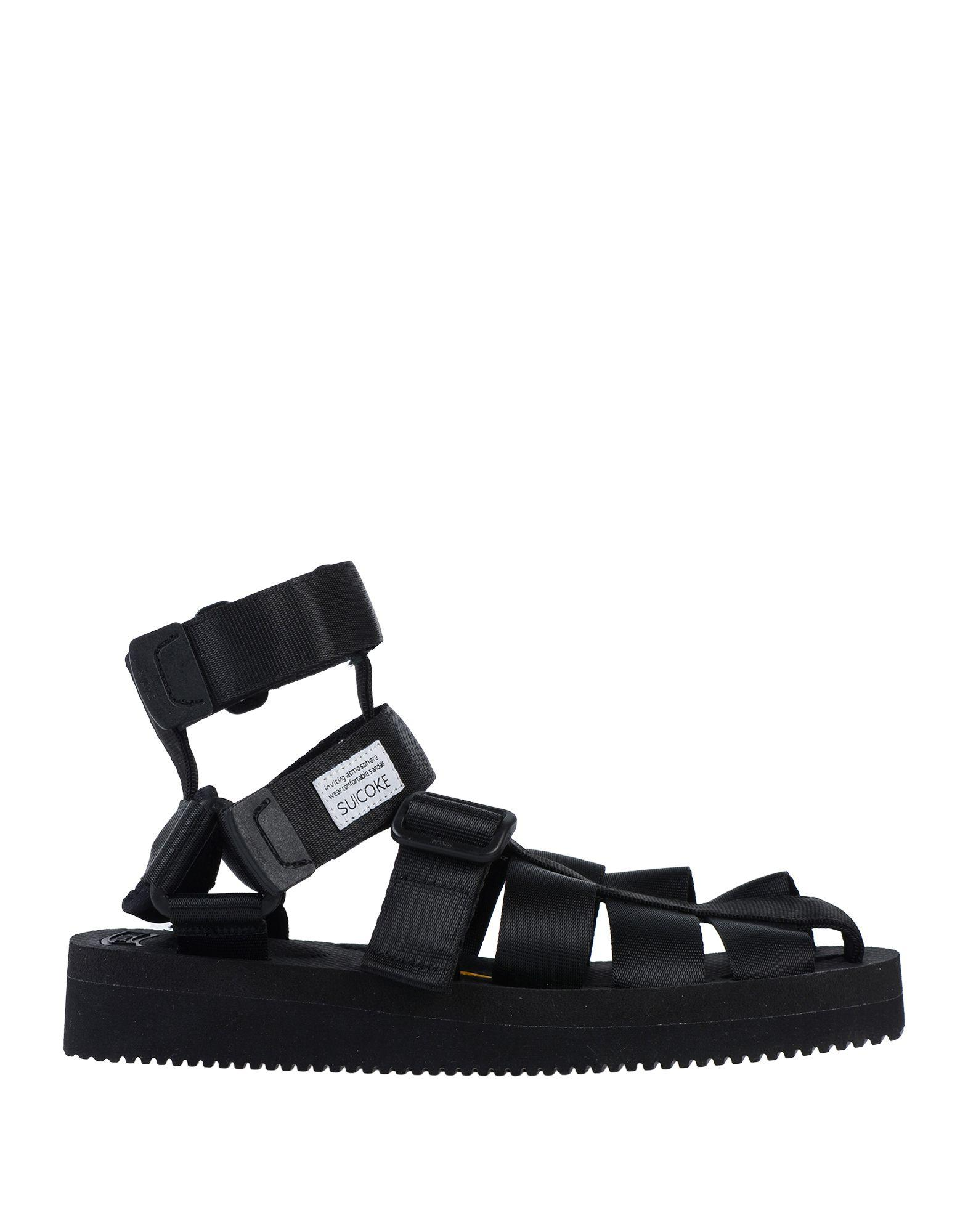 571fd1e6fa5 Suicoke - Black Sandals - Lyst. View fullscreen