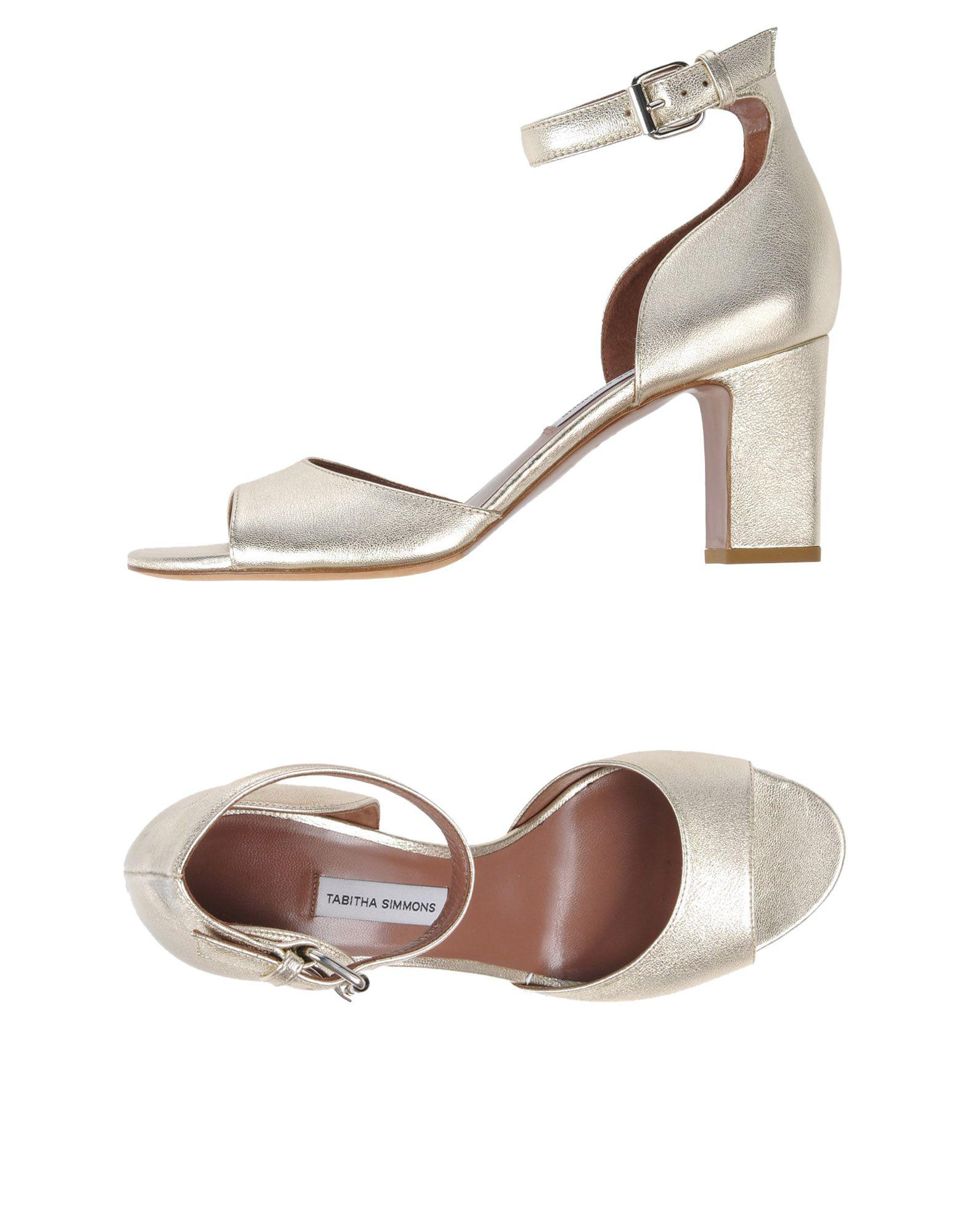 839bb606163 Lyst - Tabitha Simmons Sandals