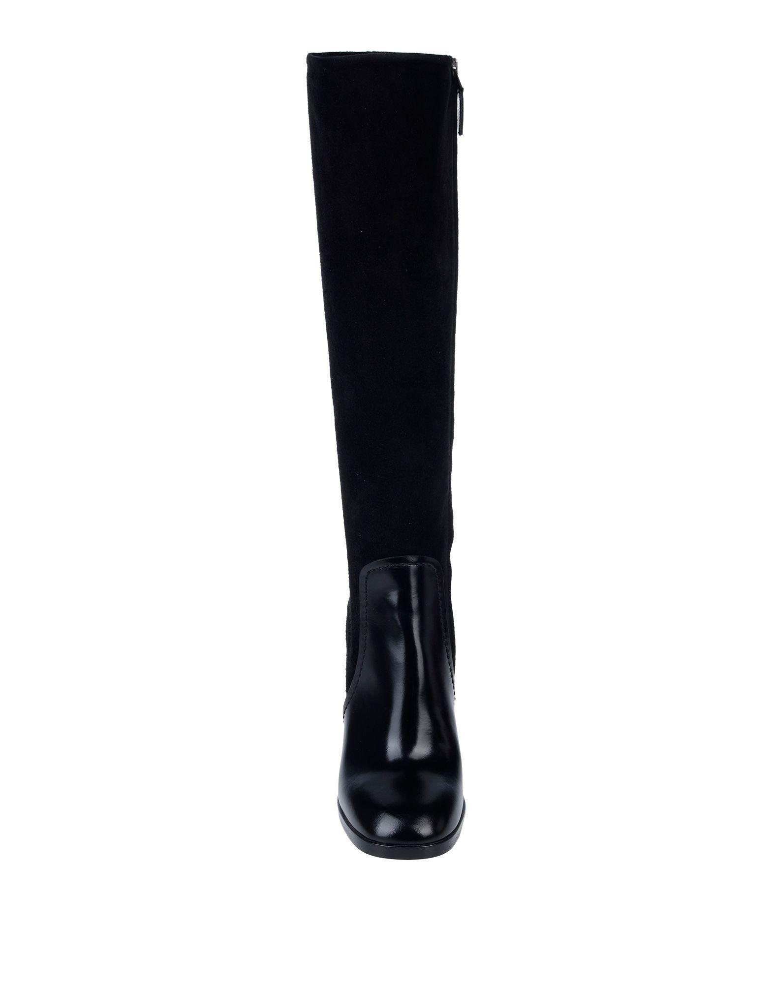 Botas Jil Sander de Cuero de color Negro
