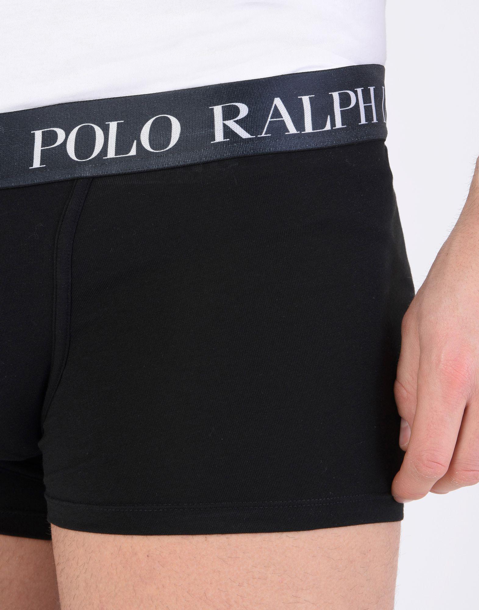 0819c015e7f Lyst - Caleçon Polo Ralph Lauren pour homme en coloris Noir