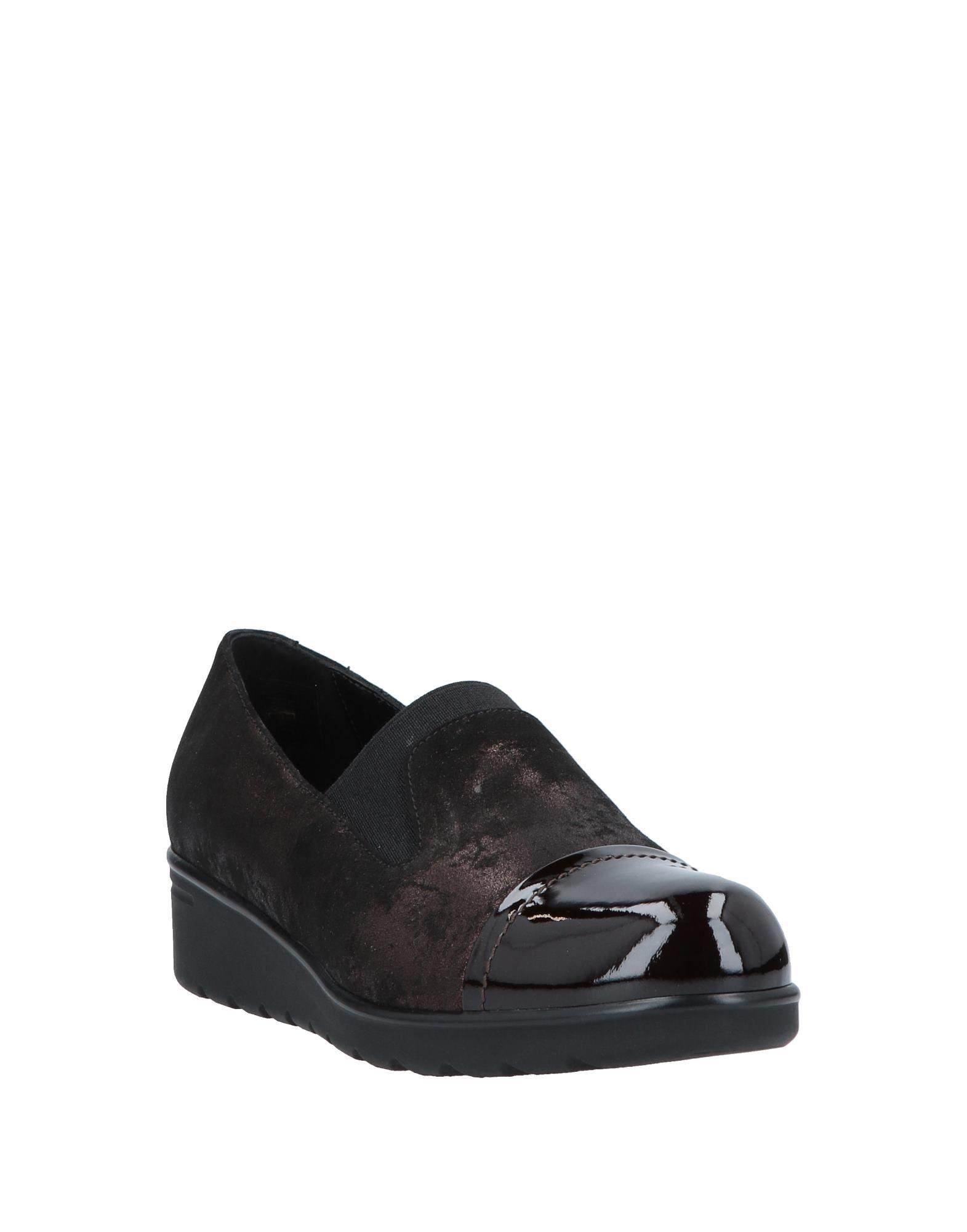 Mocasines Donna Soft de color Negro