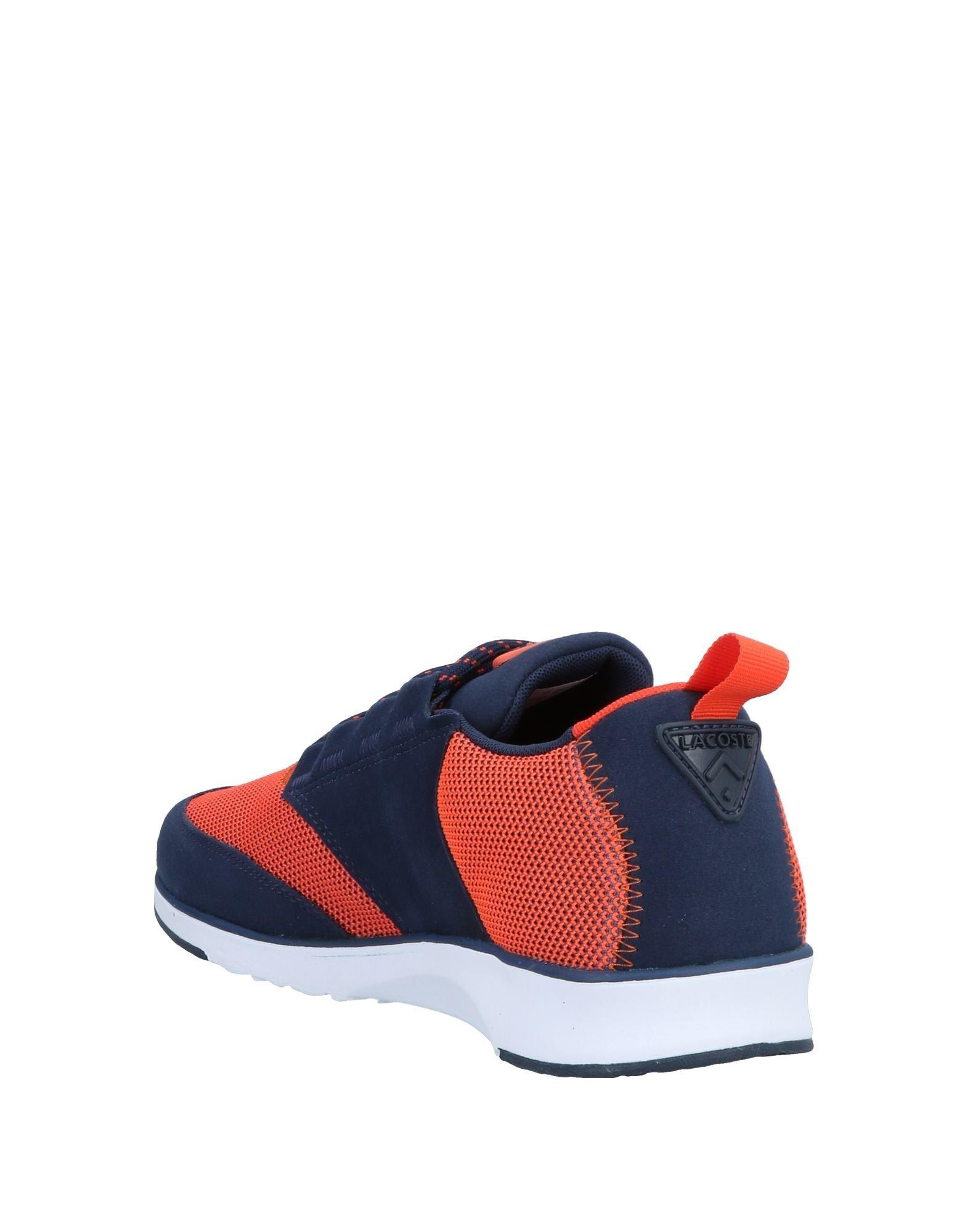 3f73af4f3 Lyst - Lacoste Low-tops   Sneakers in Blue for Men