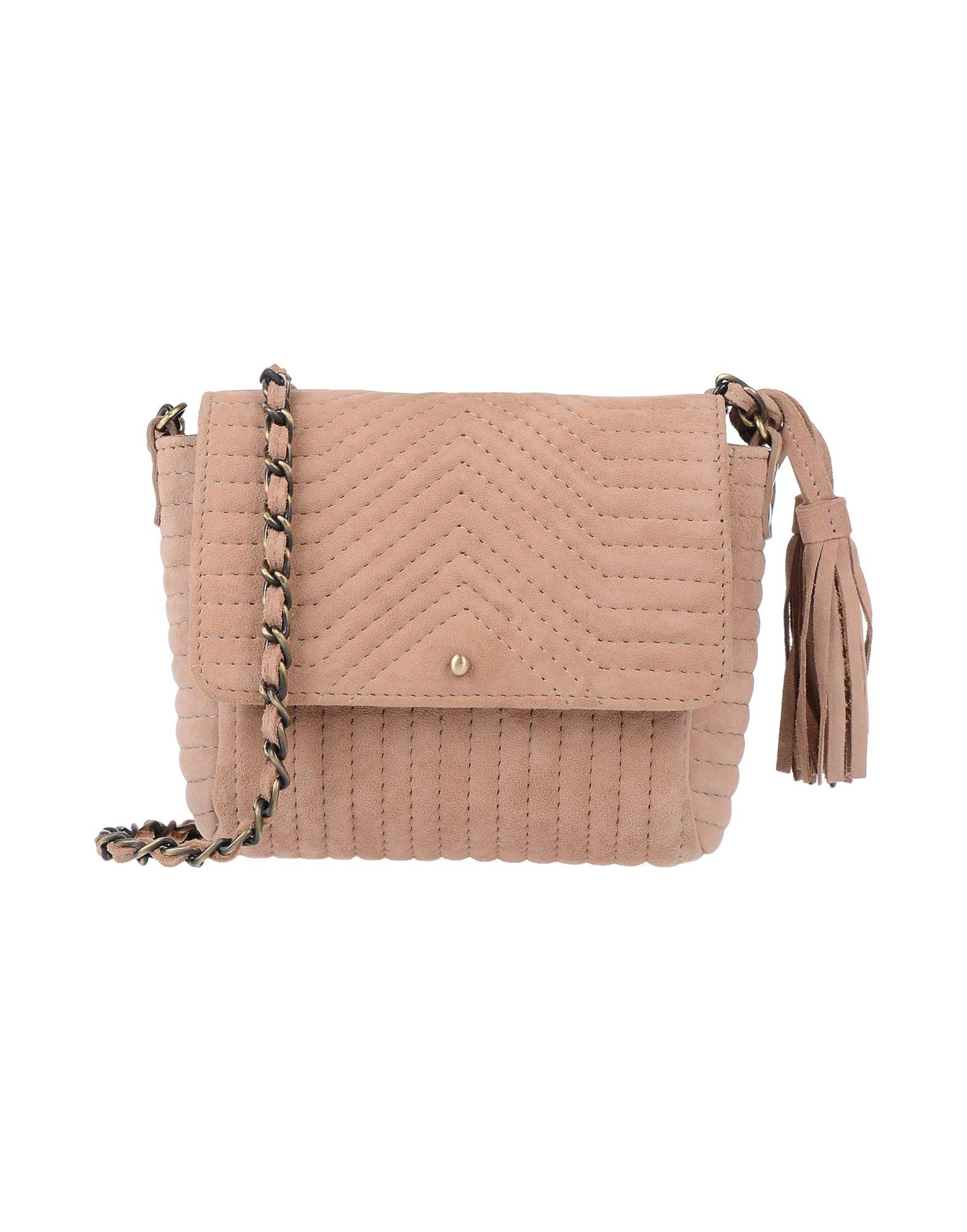 0491cca811 Sessun Cross-body Bag in Pink - Lyst