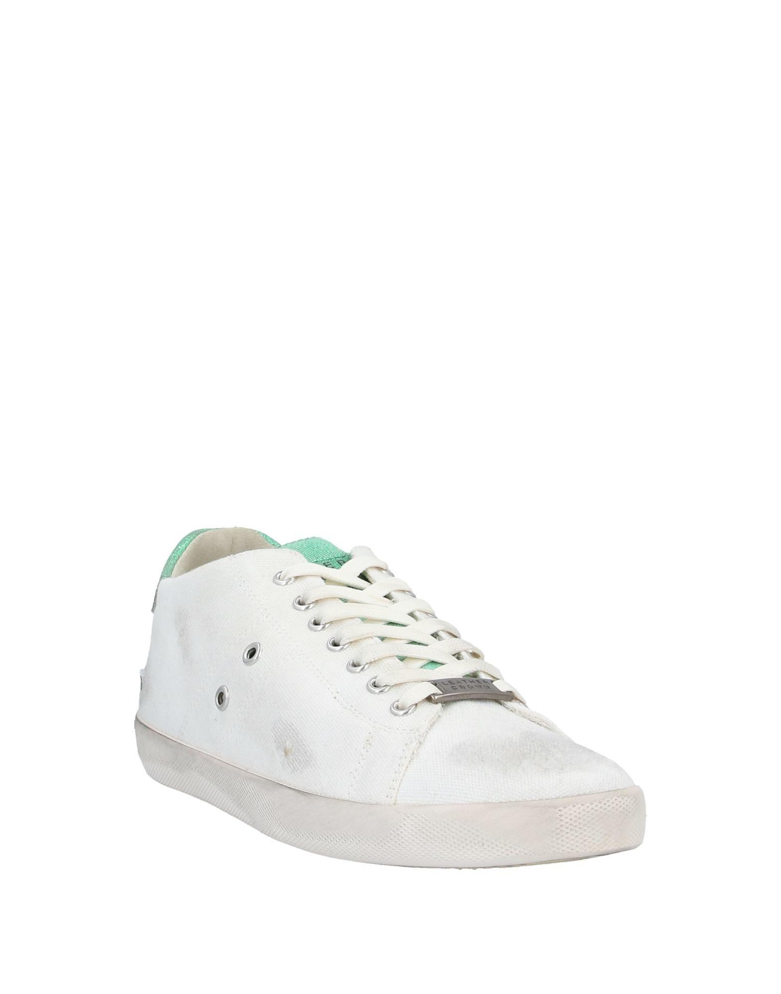 Sneakers & Tennis basses Cuir Leather Crown pour homme en coloris Blanc om9z