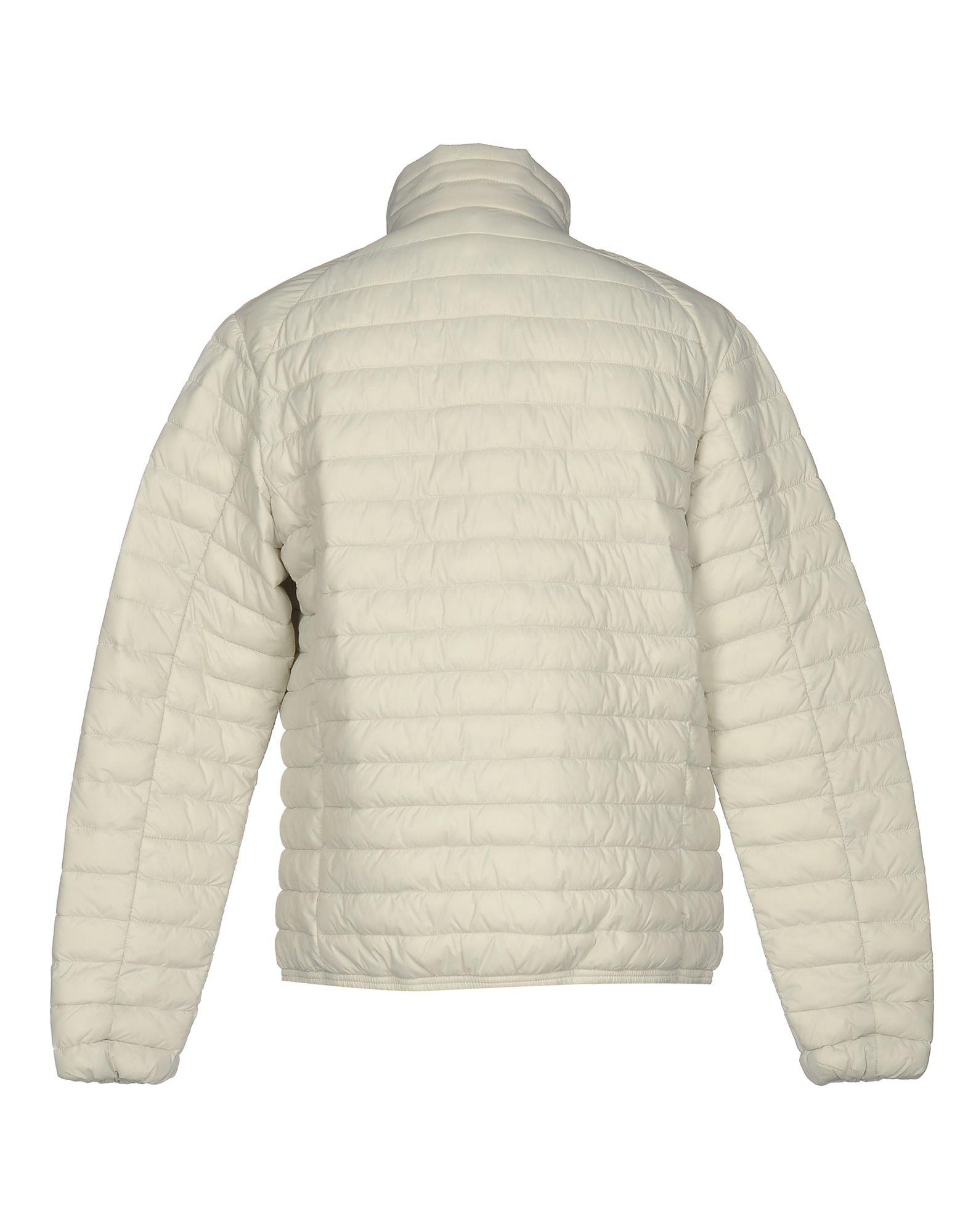 Save The Duck Synthetic Down Jacket in Ivory (White) for Men