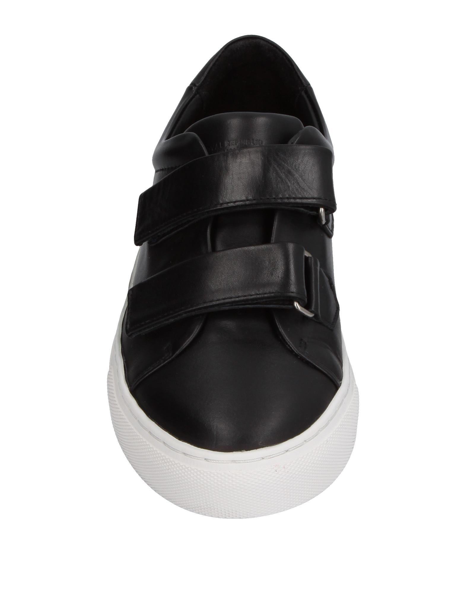 Royal Republiq Leather Low-tops & Sneakers in Black