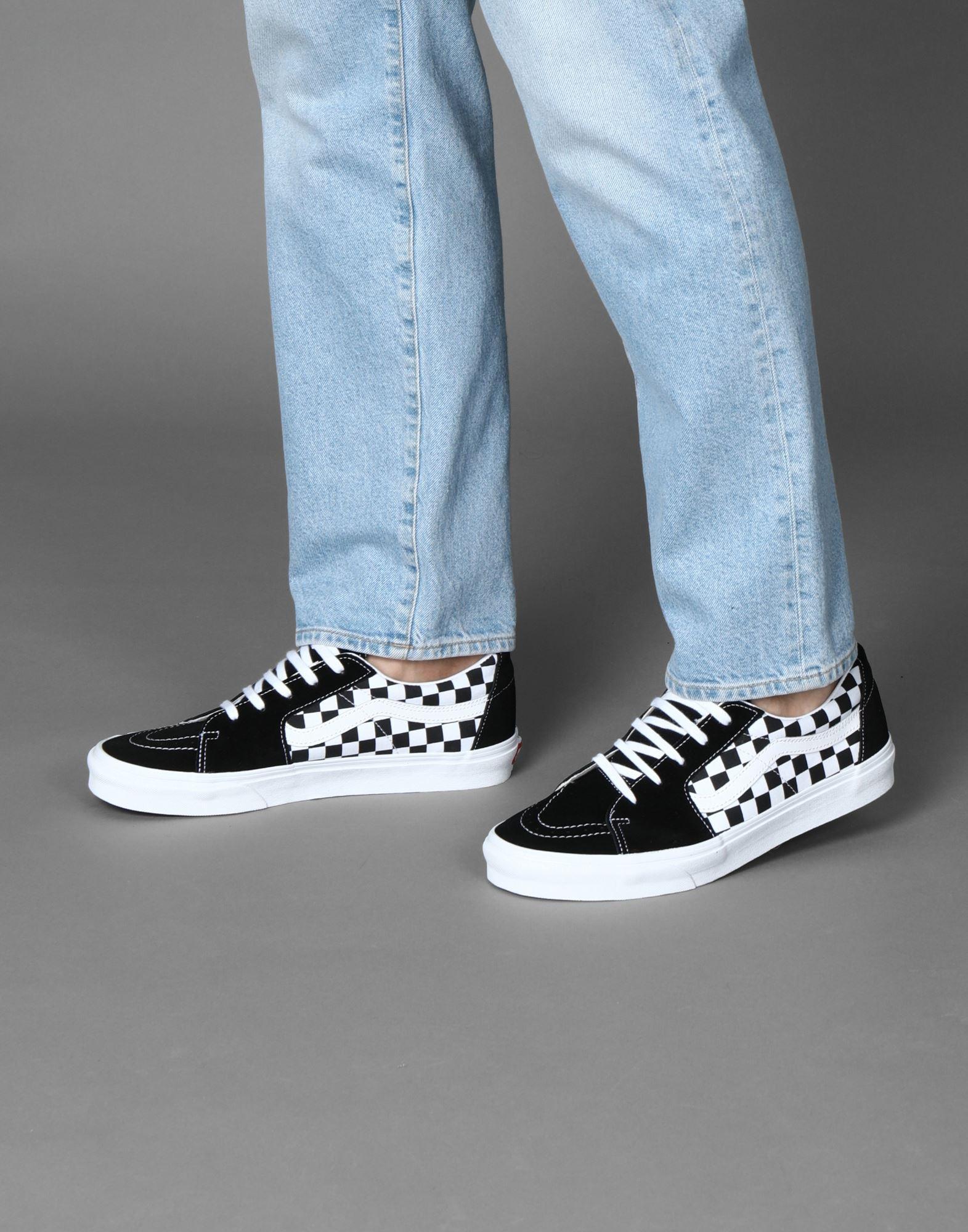 Sneakers & Tennis basses Vans pour homme en coloris Noir - Lyst