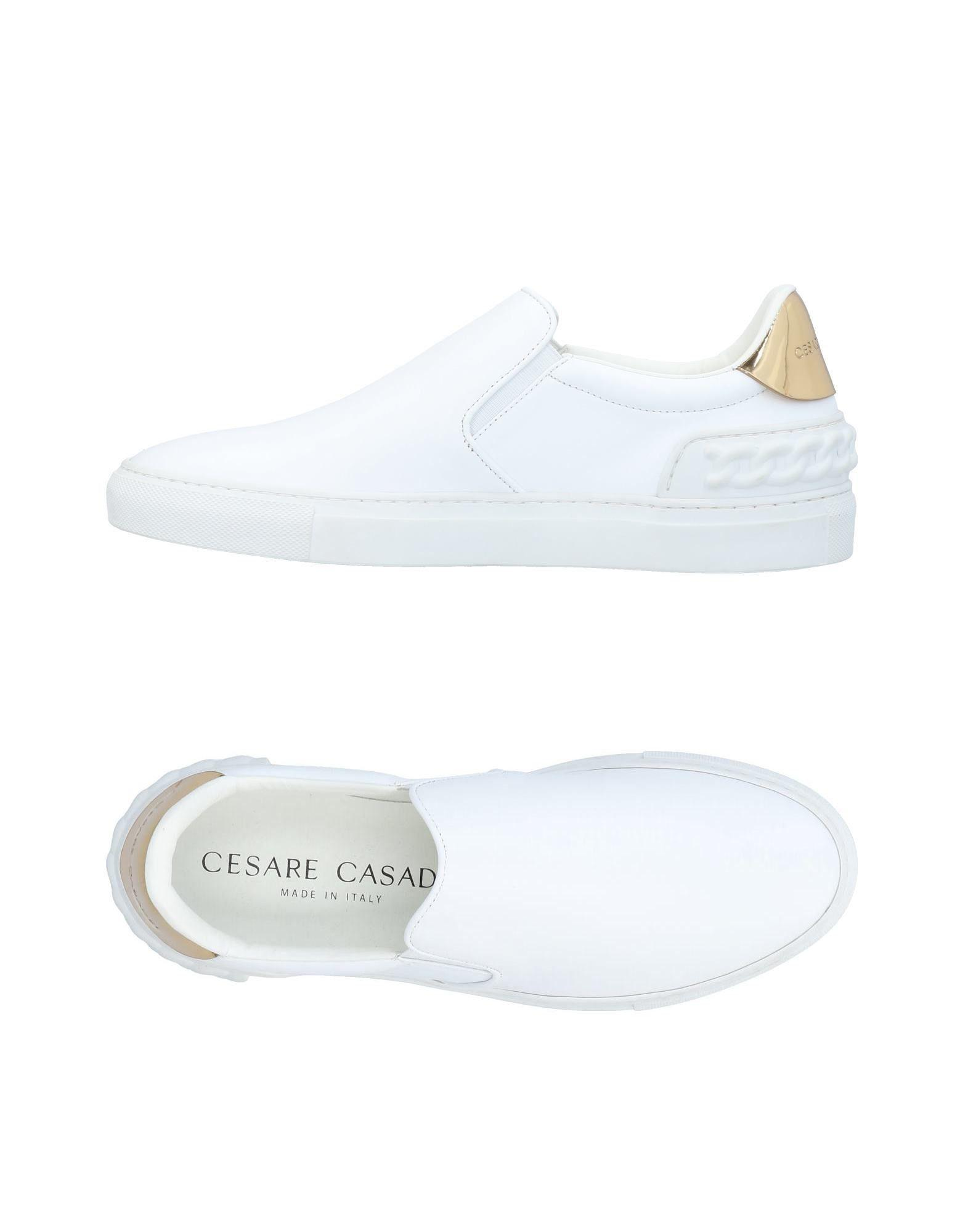 95082002ba0 Lyst - Casadei Low-tops & Sneakers in White for Men