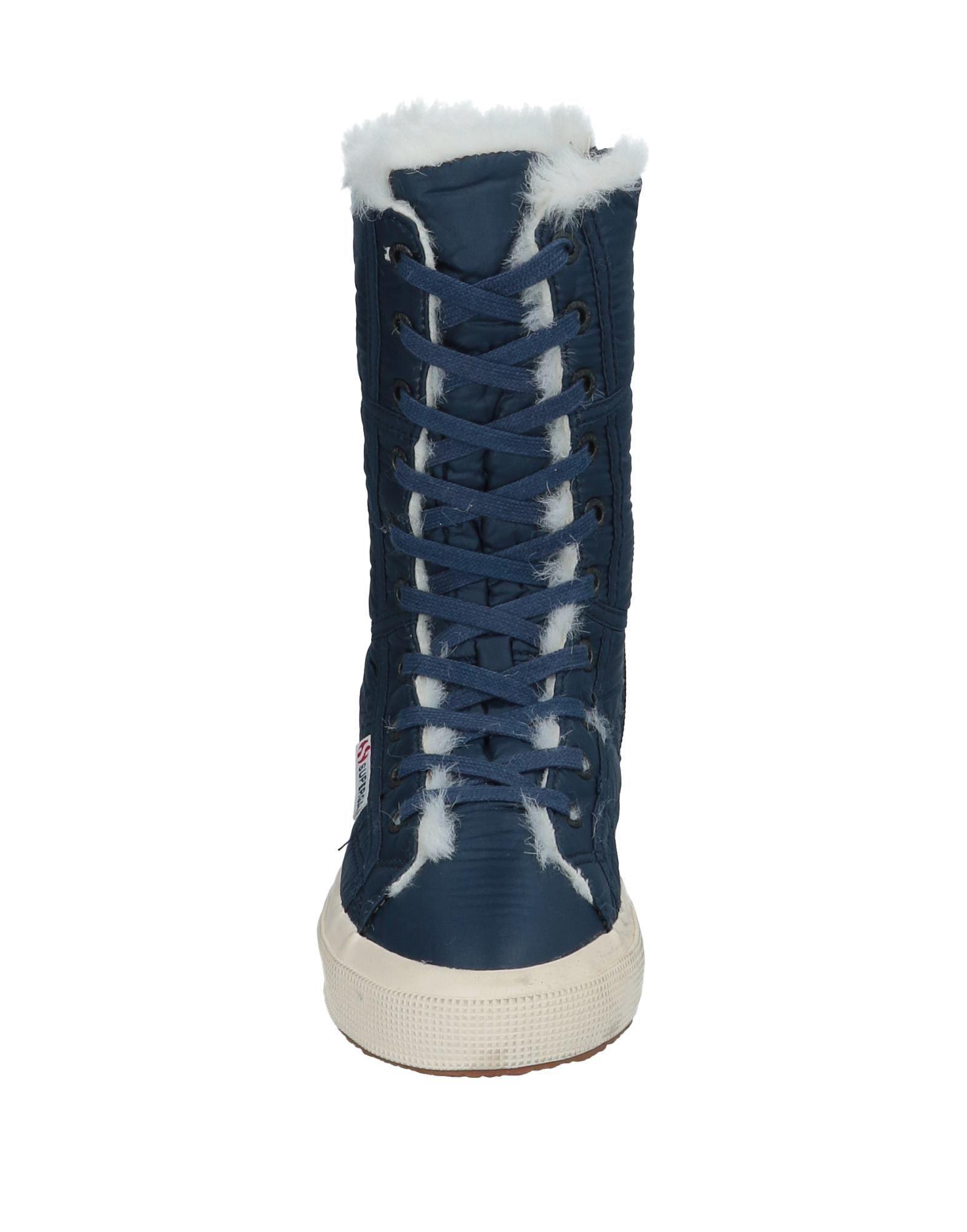 Superga High-tops & Sneakers in Dark Blue (Blue)