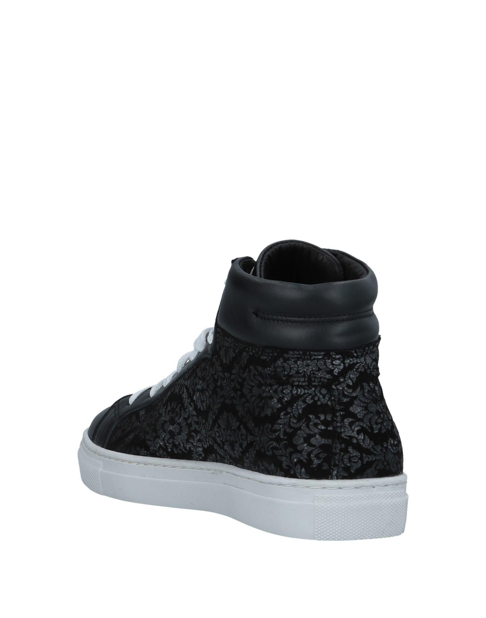 WOMSH Suede High-tops & Sneakers in Black